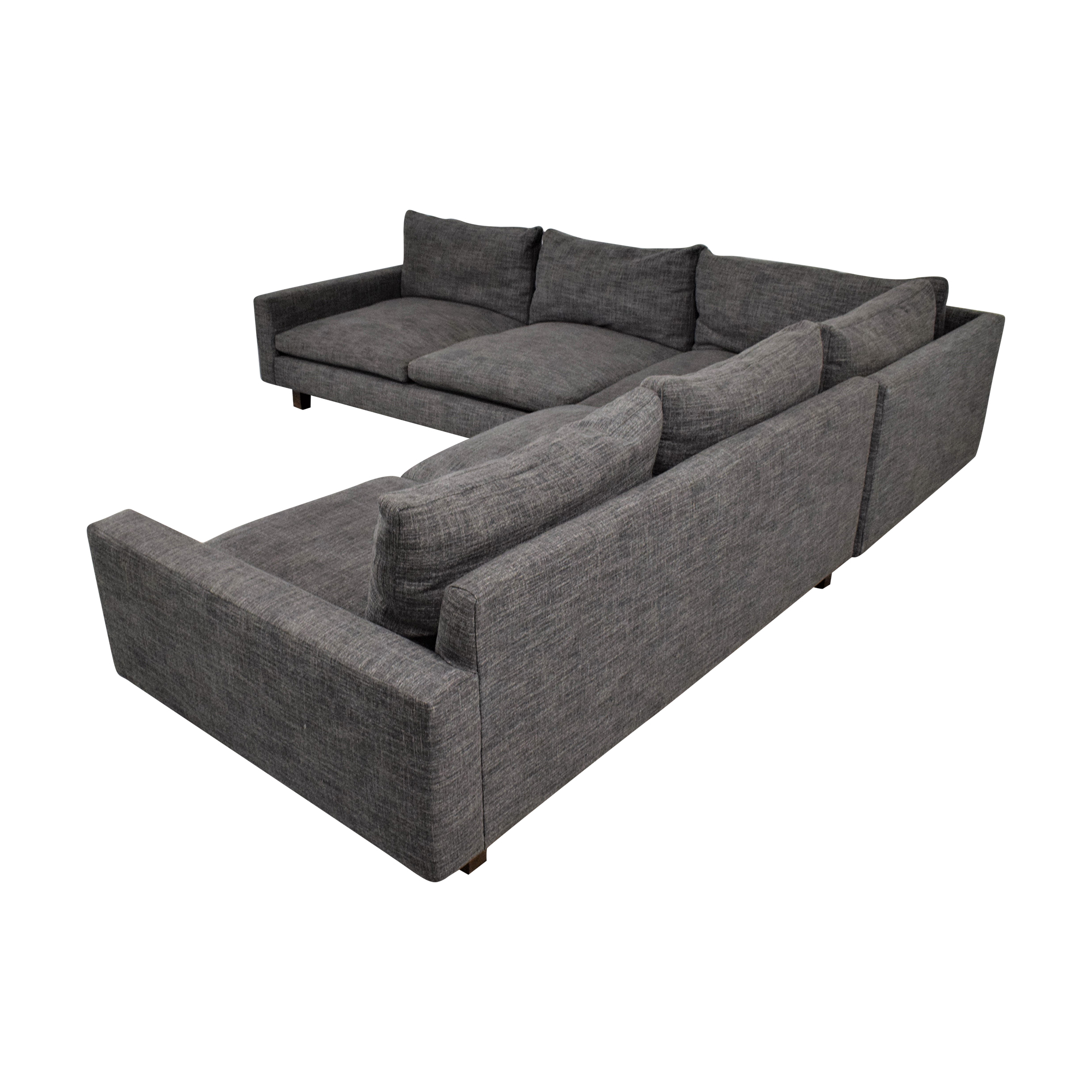 West Elm West Elm Harmony 3-Piece L-Shaped Sectional nyc
