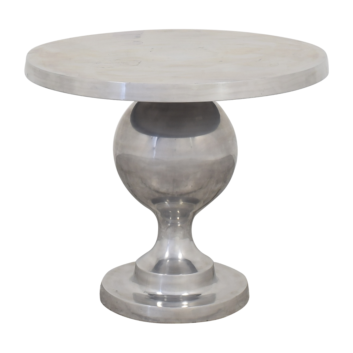 Zin Home Miami Round Base Table sale