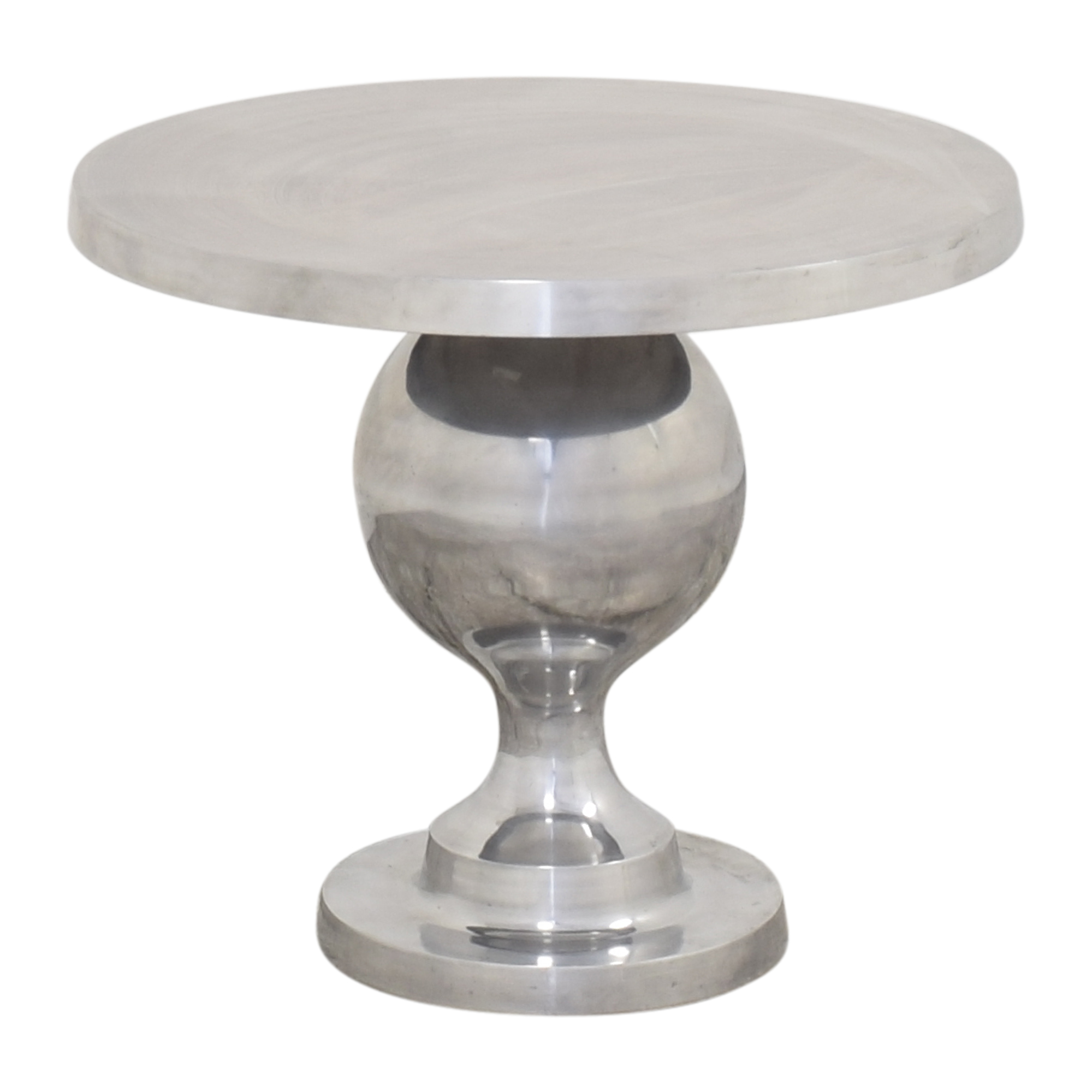 buy Zin Home Miami Round Base Table Zin Home Dinner Tables