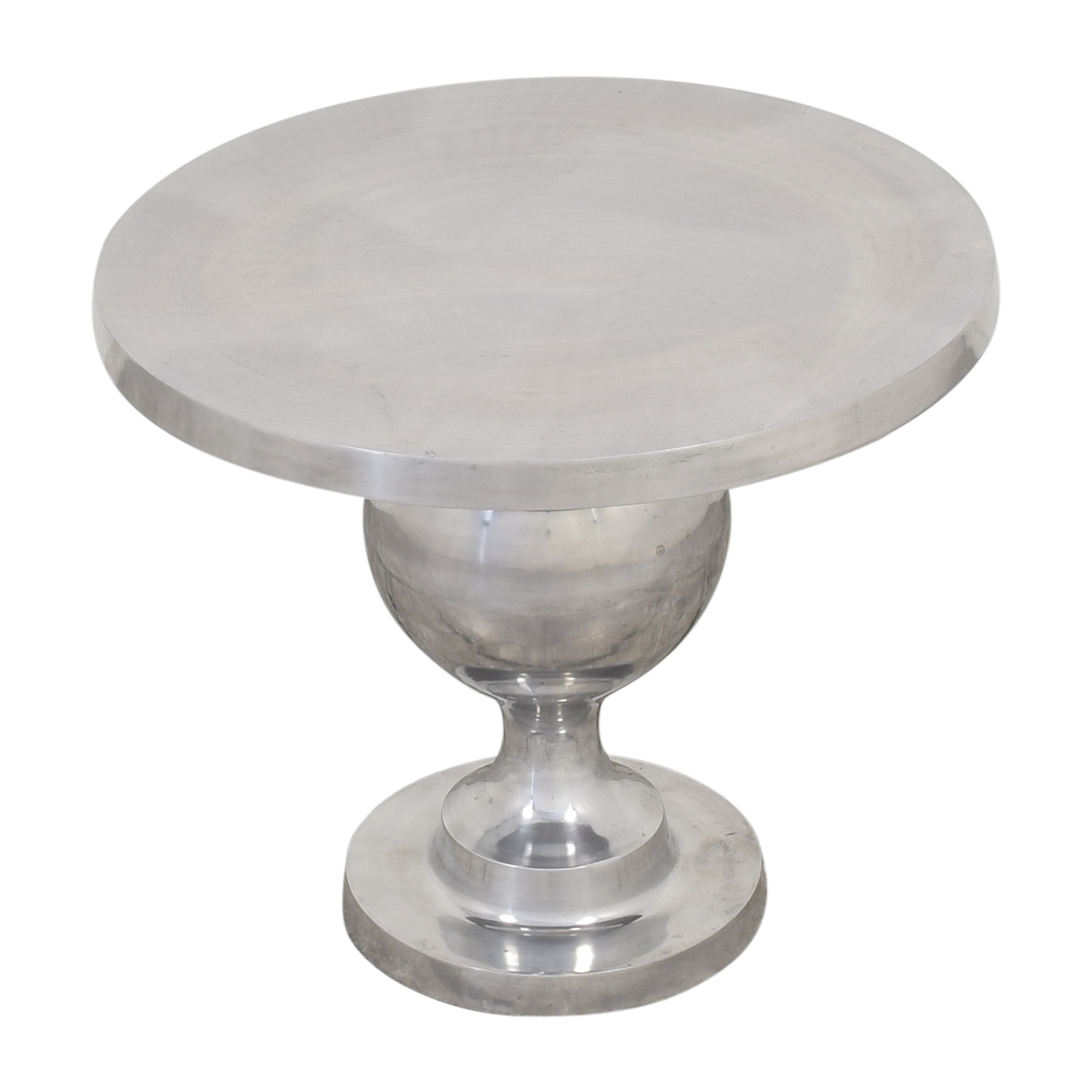 shop Zin Home Miami Round Base Table Zin Home