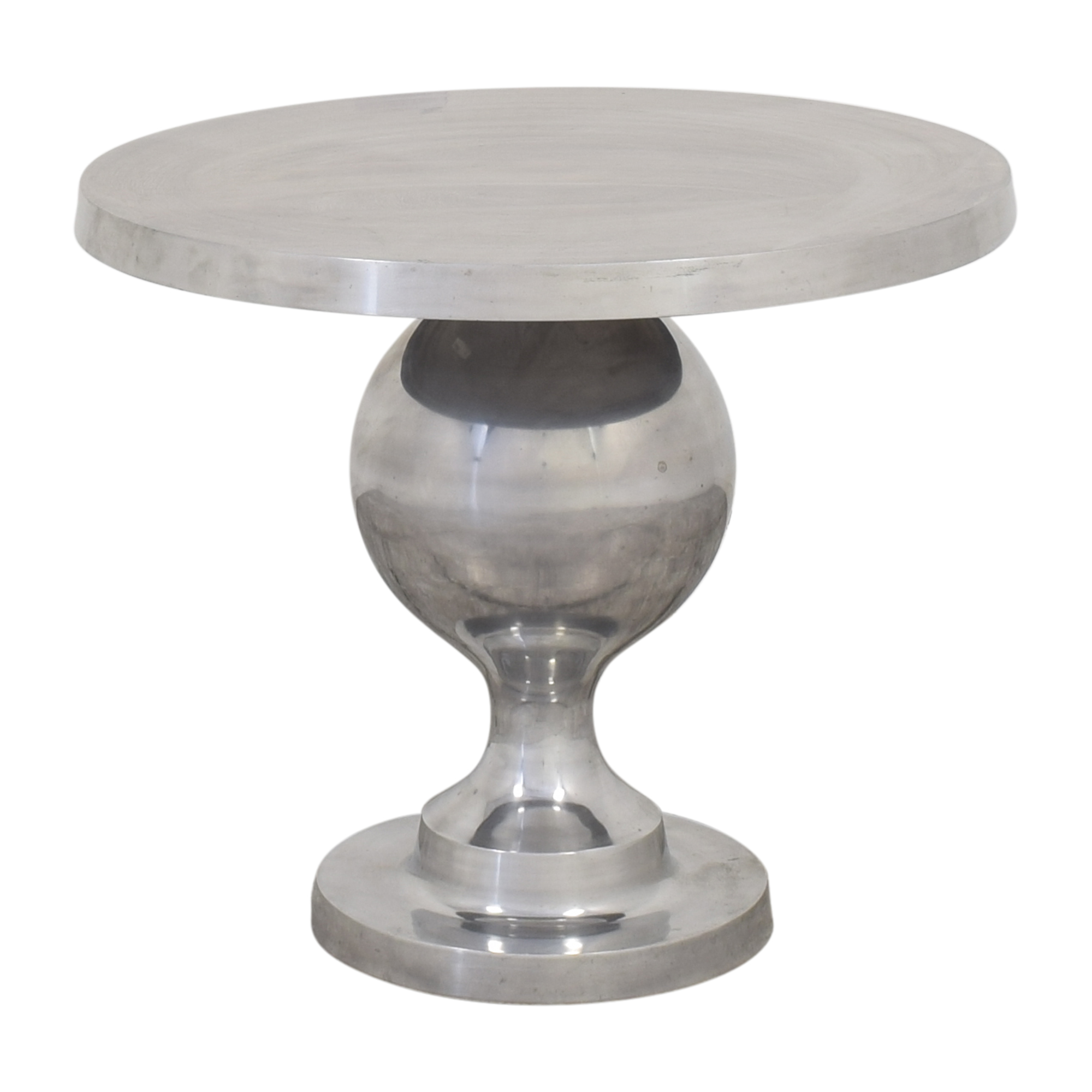 Zin Home Zin Home Miami Round Base Table used