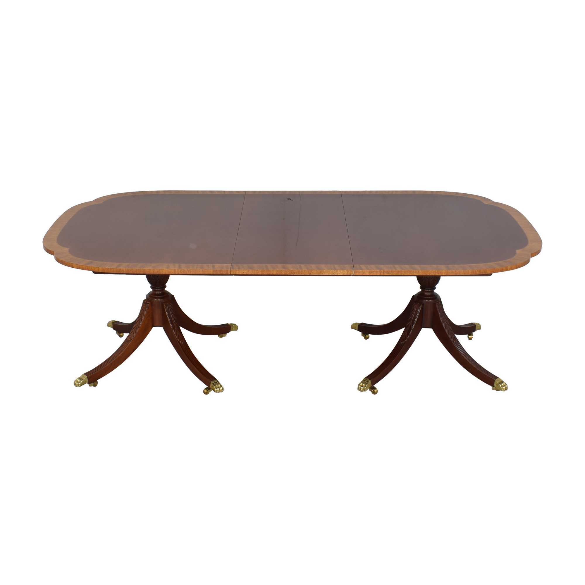 Councill Councill Craftsman Banded Top Dining Table for sale