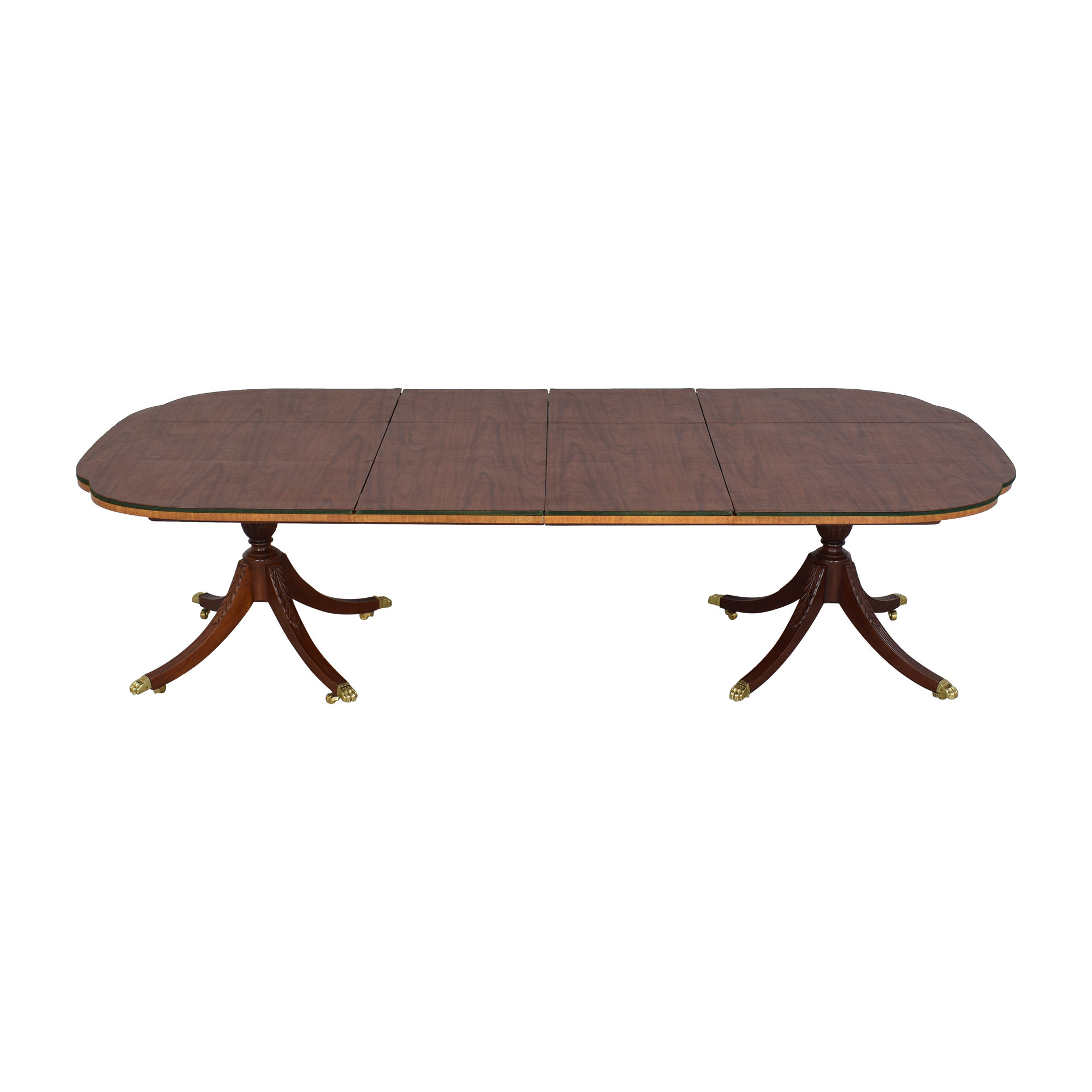 Councill Craftsman Banded Top Dining Table / Tables