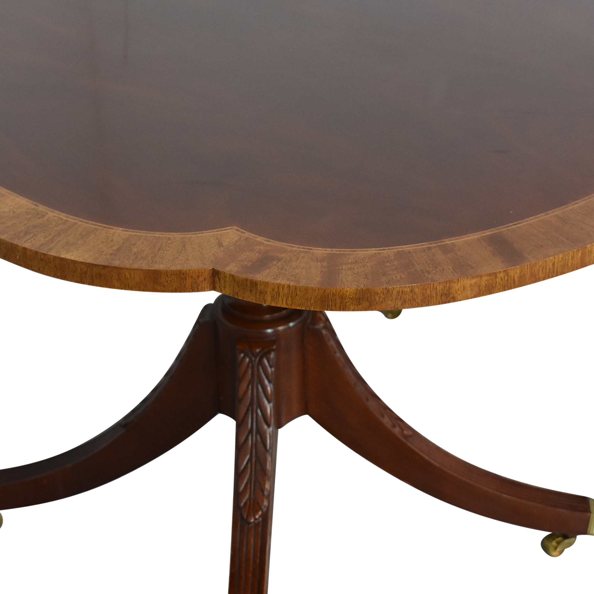 shop Councill Councill Craftsman Banded Top Dining Table online