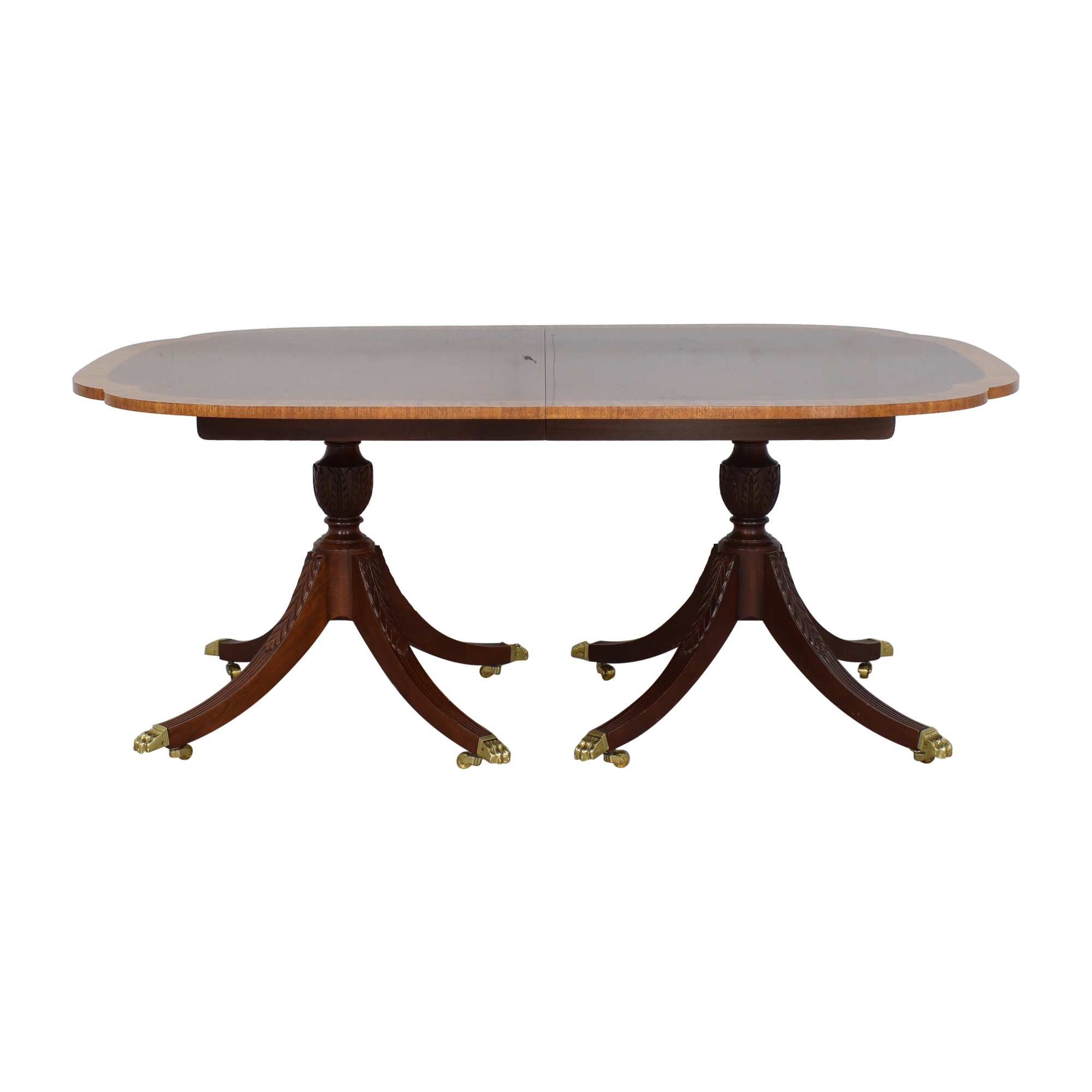 Councill Councill Craftsman Banded Top Dining Table