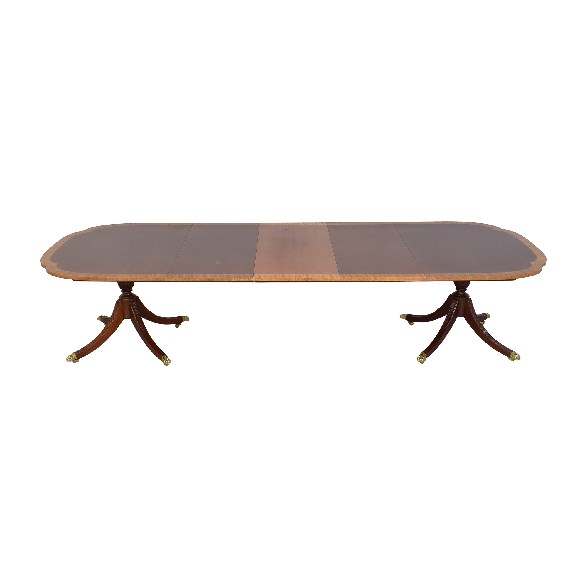 buy Councill Councill Craftsman Banded Top Dining Table online