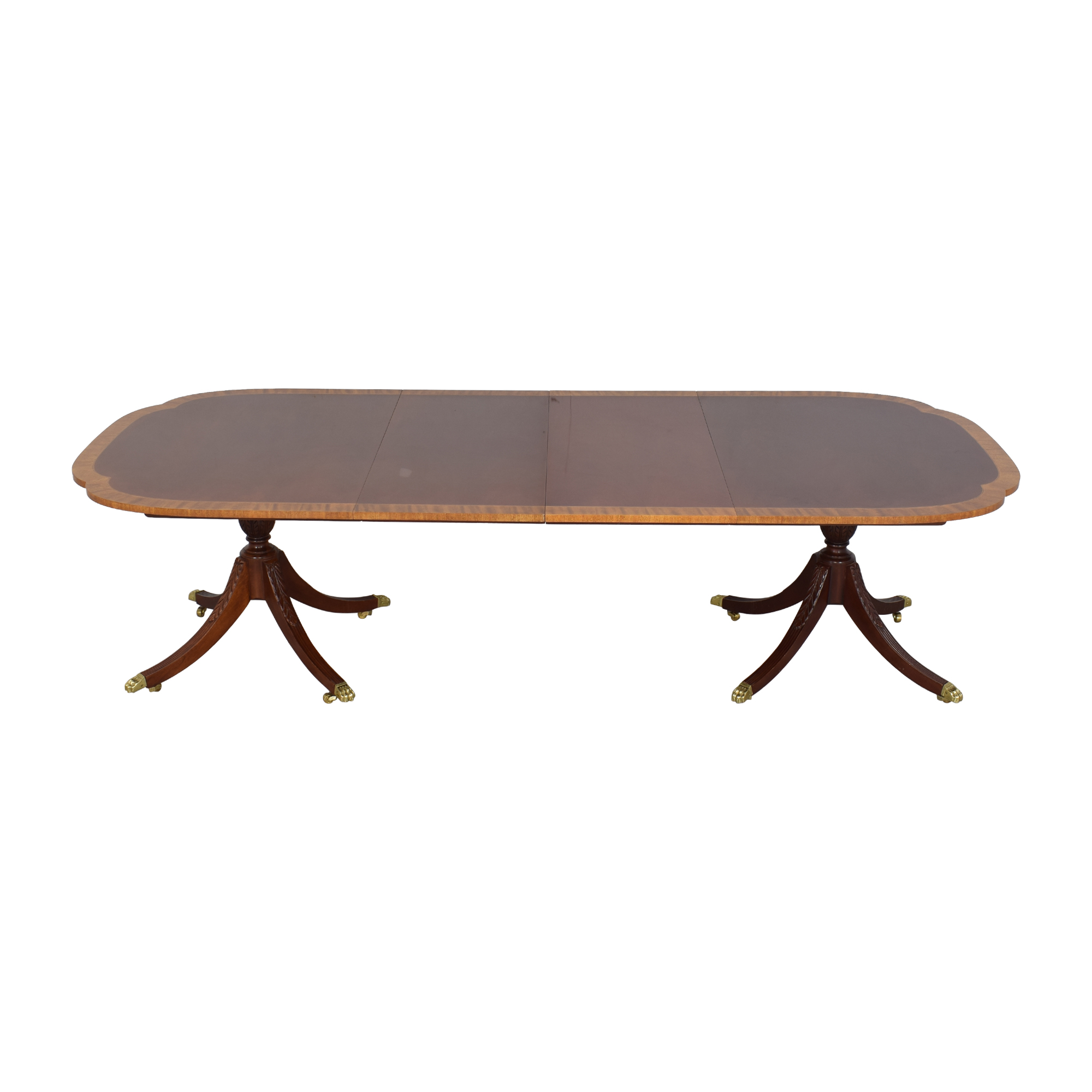Councill Craftsman Banded Top Dining Table / Dinner Tables