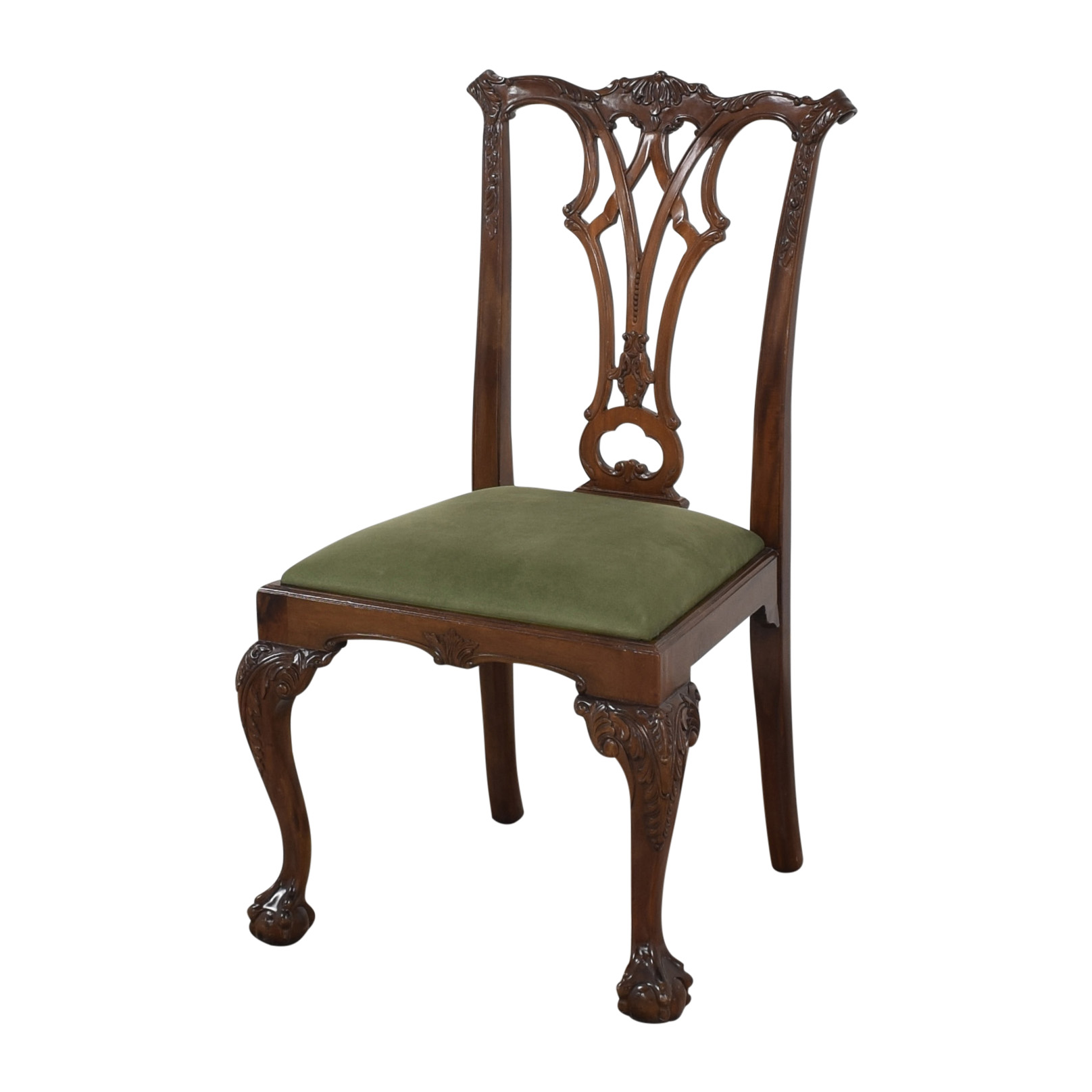 Greenbaum Interiors Queen Anne Style Dining Chairs on sale