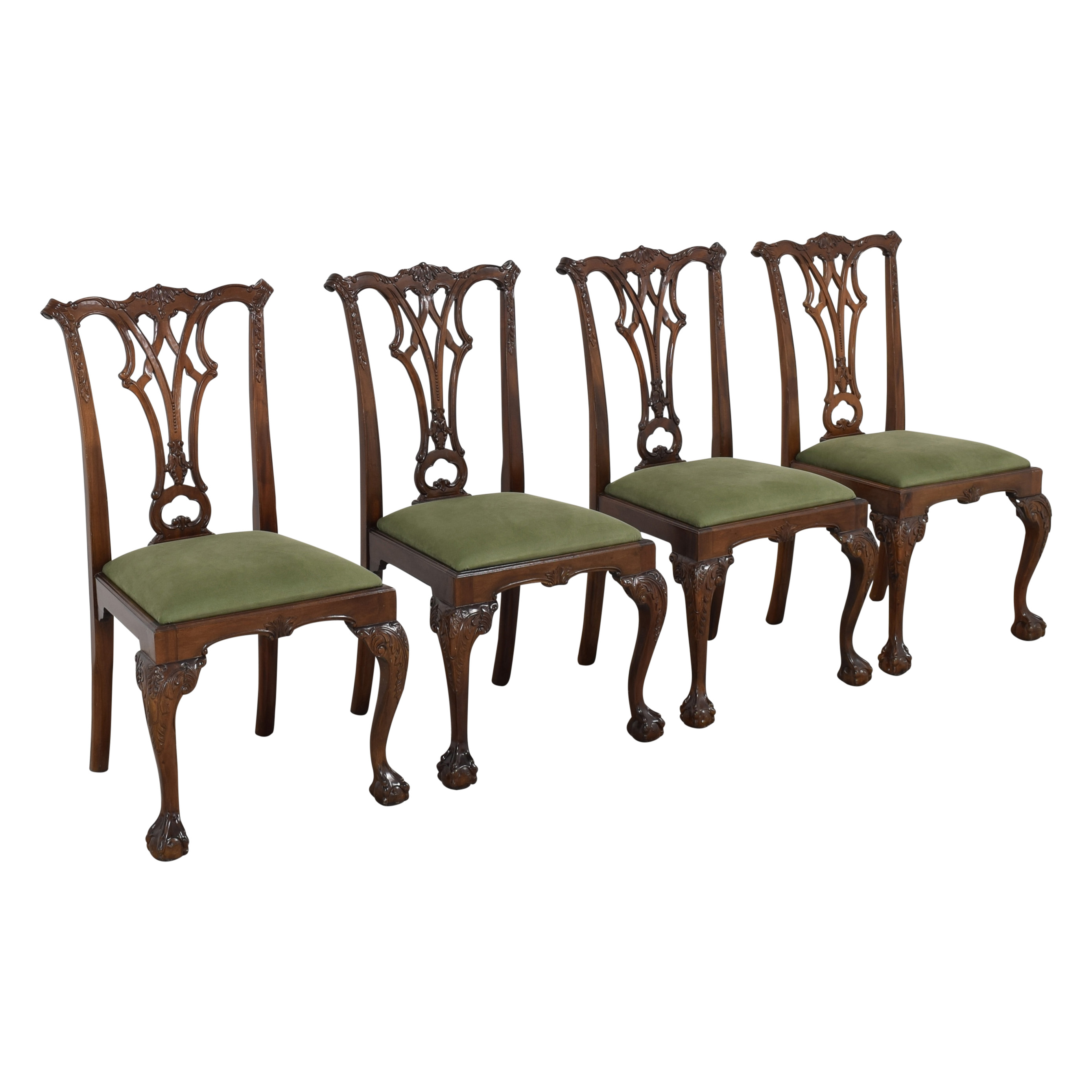 buy Greenbaum Interiors Queen Anne Style Dining Chairs online