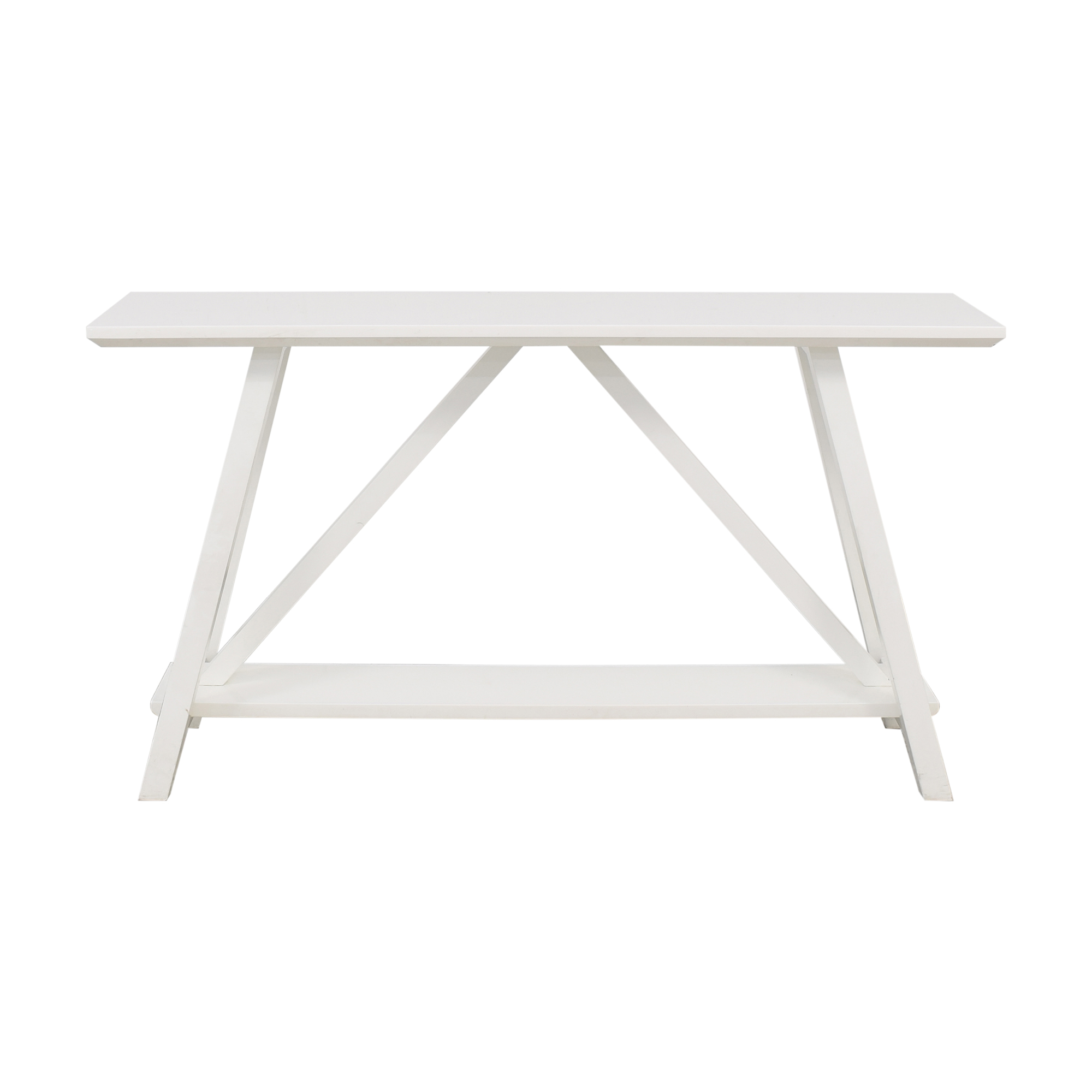 Crate & Barrel Crate & Barrel Console Table ma