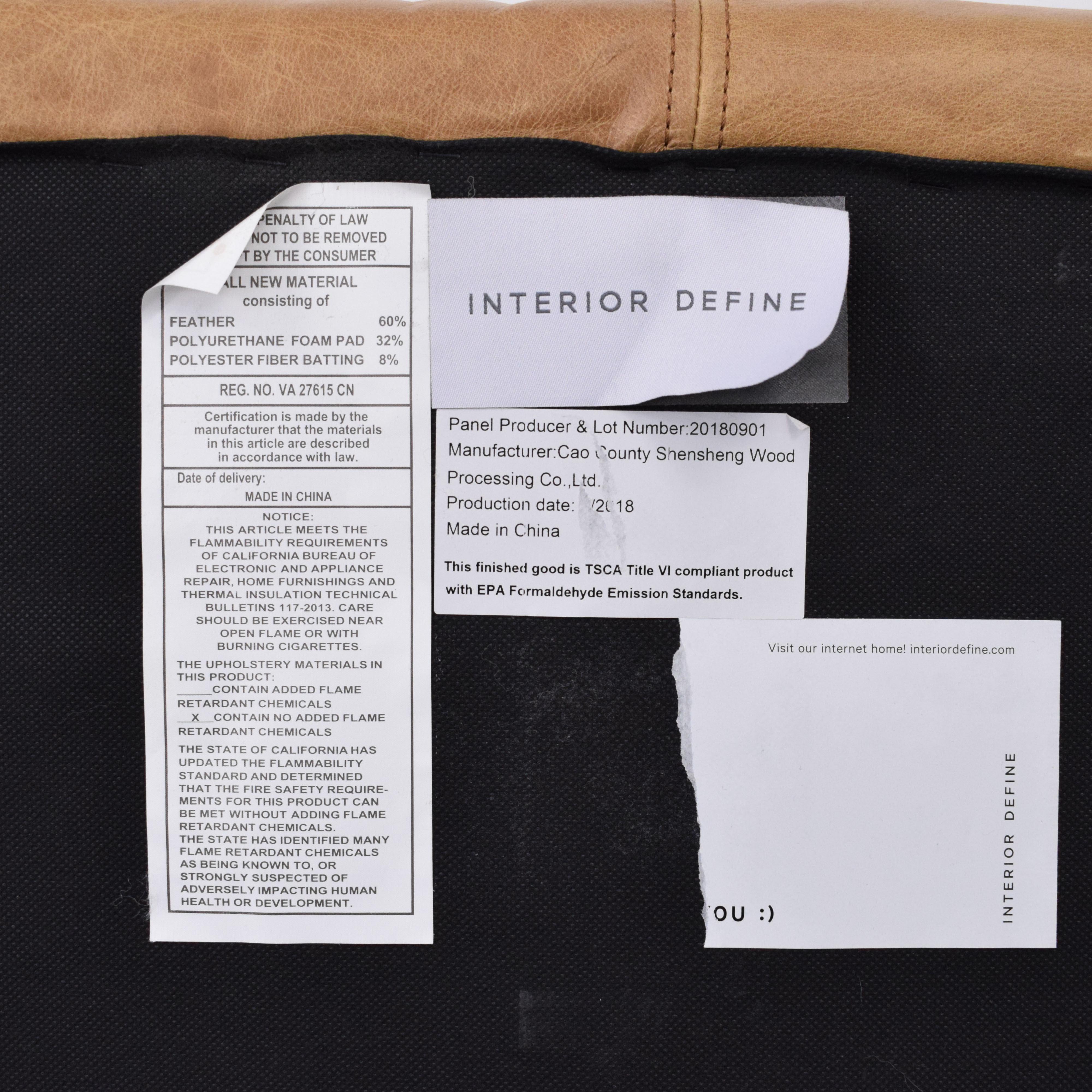 buy Interior Define Interior Define Gray Apartment Sofa online