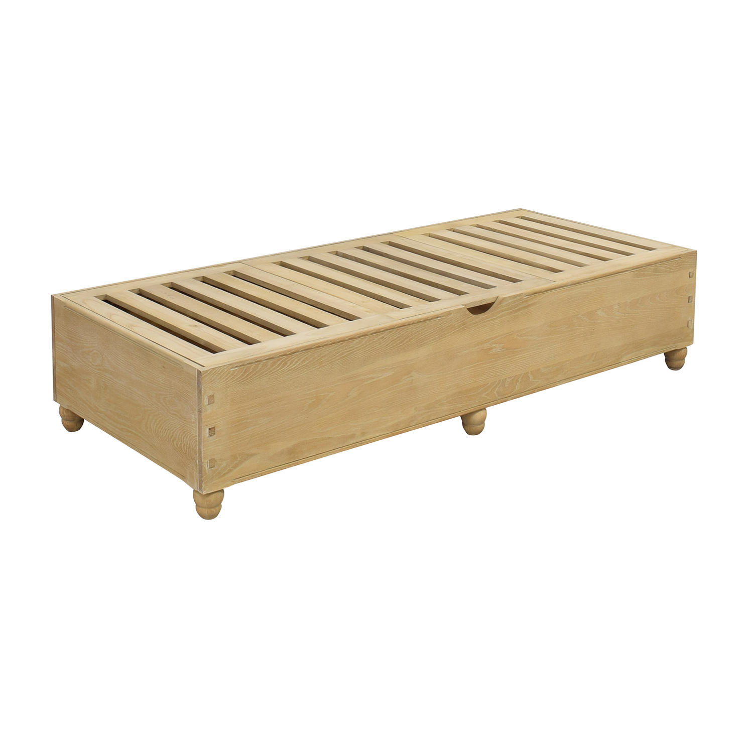 Loaf Loaf Jeepers Twin Daybed with Storage second hand