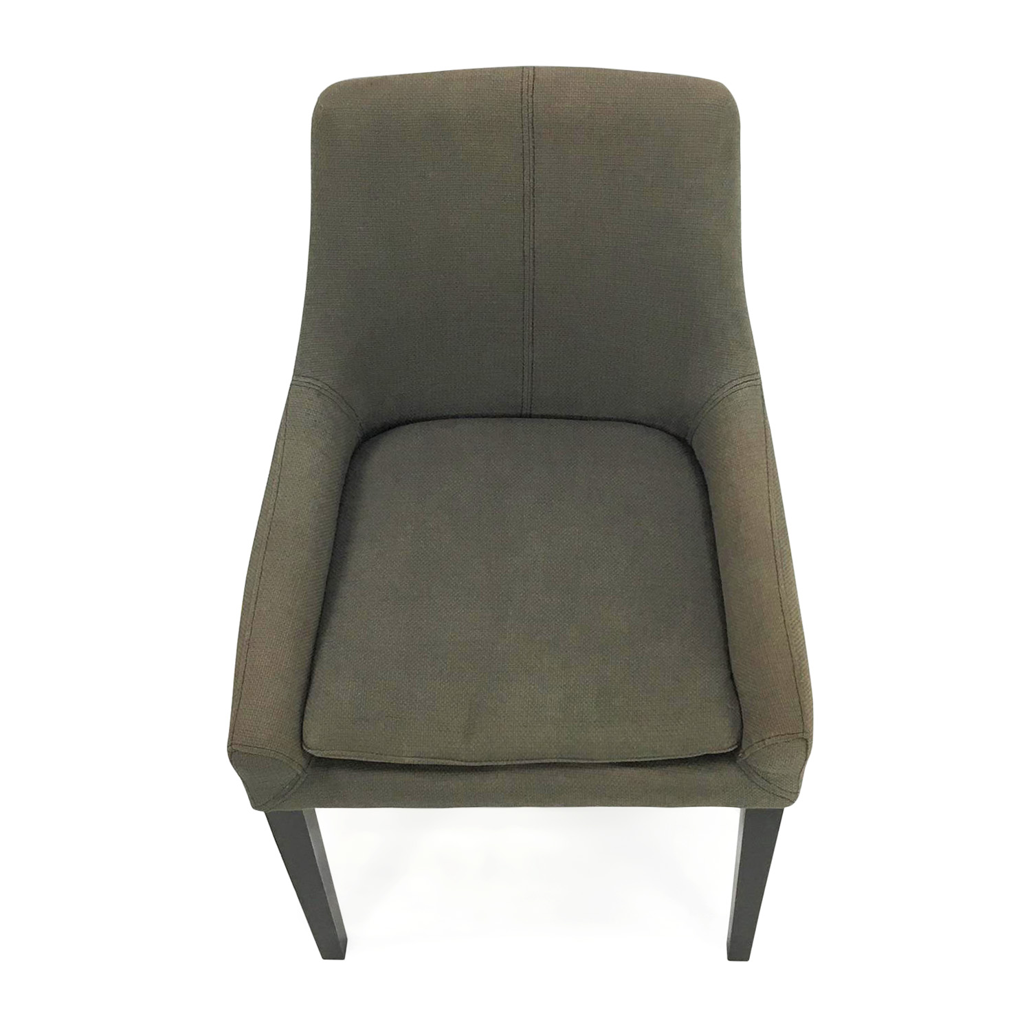 West Elm West Elm Pewter Chair nj