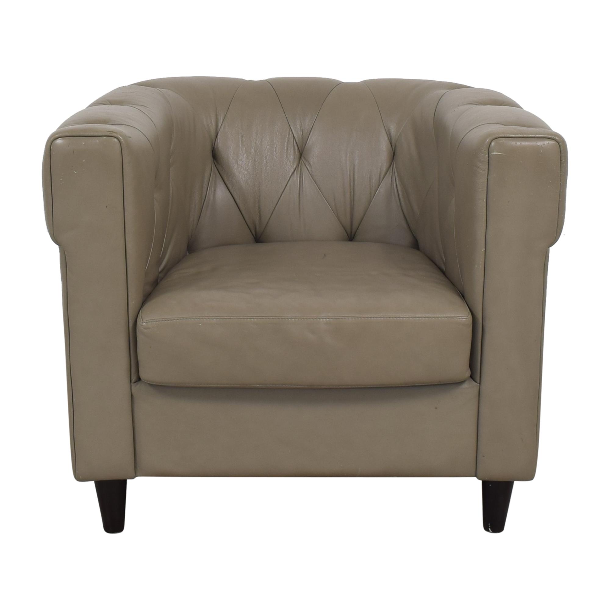 West Elm West Elm Club Chair pa