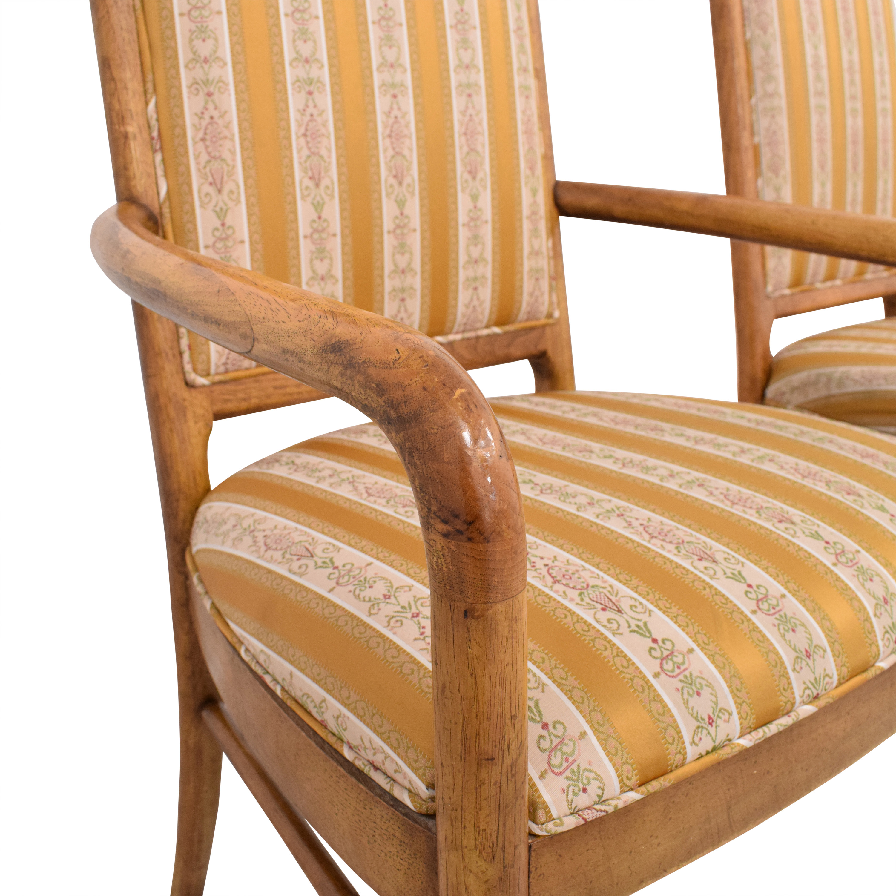 shop Drexel Heritage French Regency Style Dining Chairs Drexel Heritage