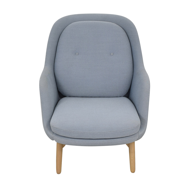 Fritz Hansen Fritz Hansen Fri Lounge Chair nj