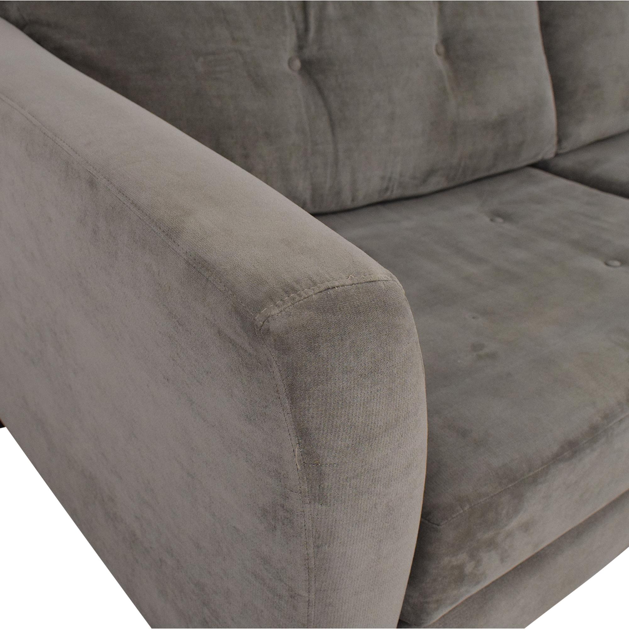 Macy's Macy's Elliott Queen Sofa Bed pa