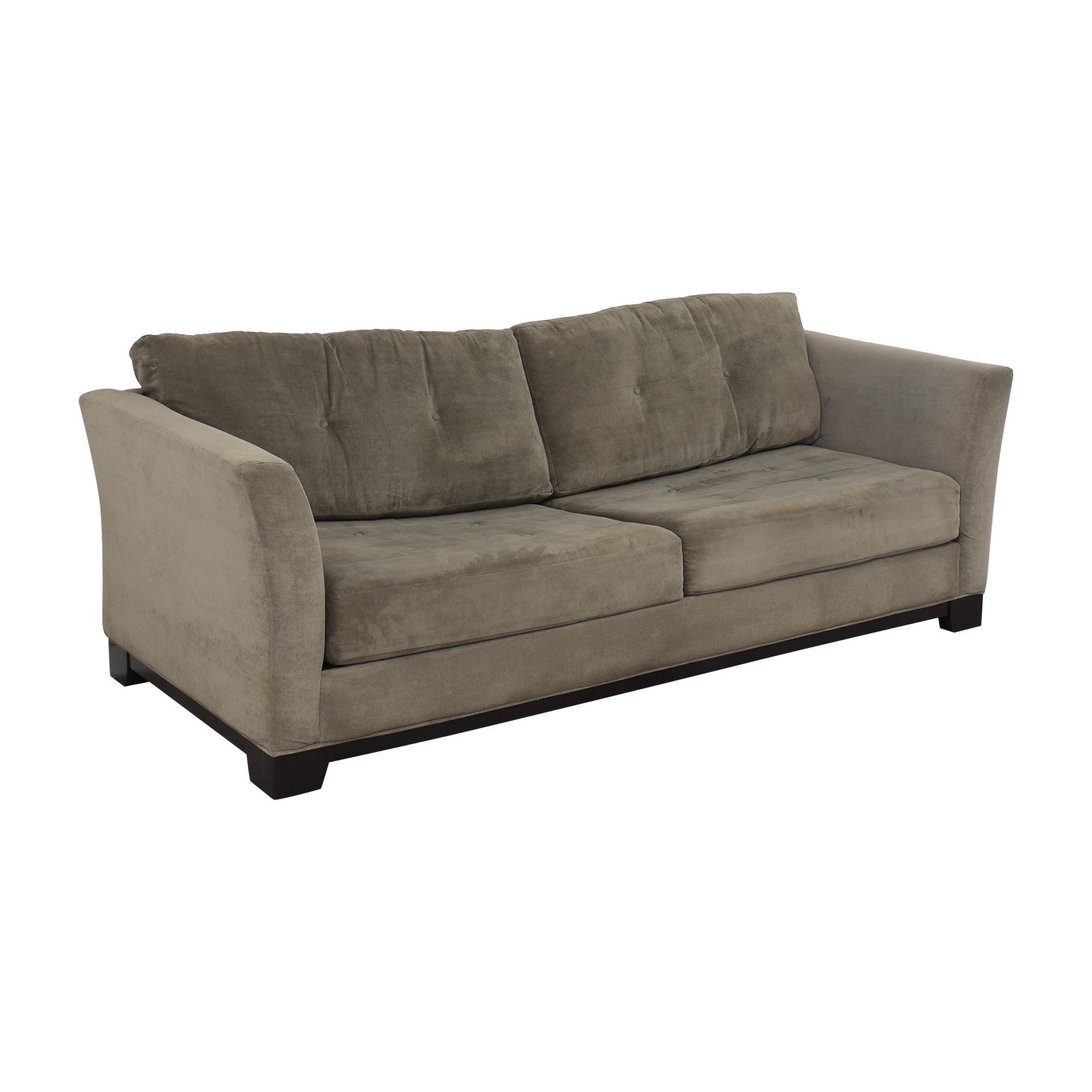 Macy's Macy's Elliott Queen Sofa Bed grey
