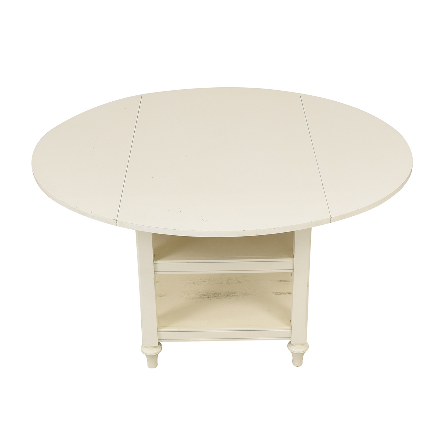 Pottery Barn Shayne Drop-Leaf Table / Tables