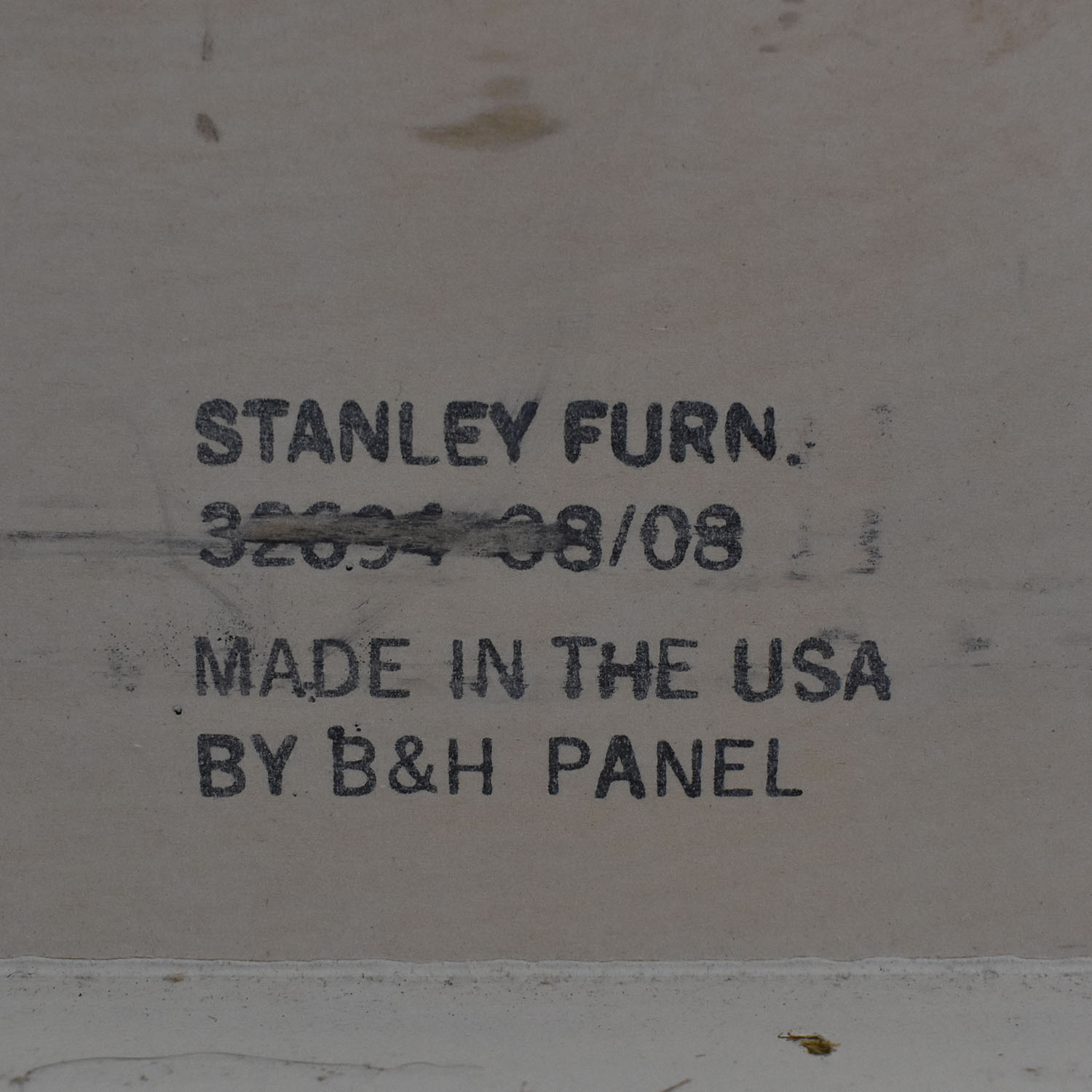 Stanley Furniture Stanley Furniture Young America Isabella Full Bed for sale