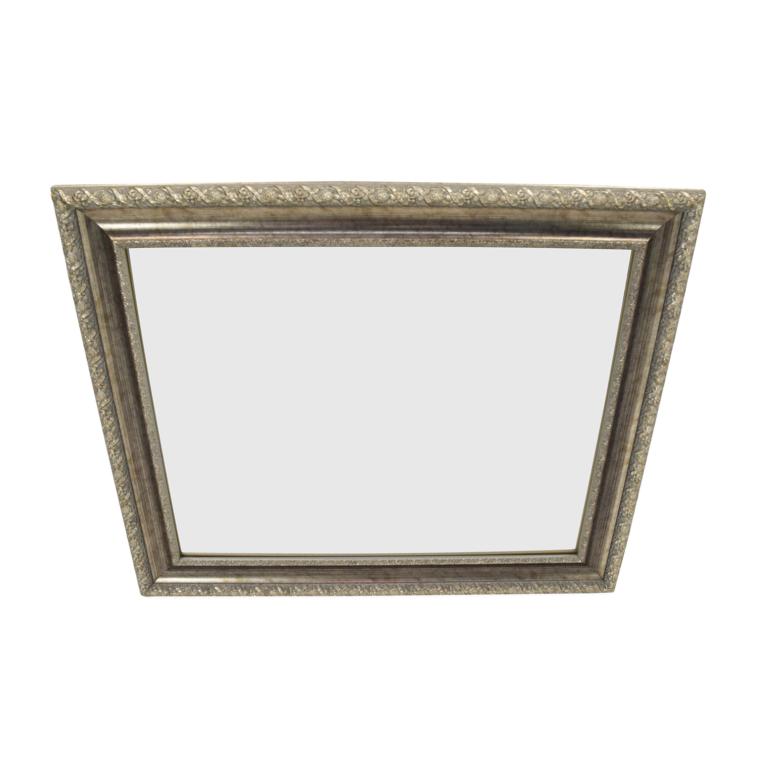 Gold Frame Mirror used