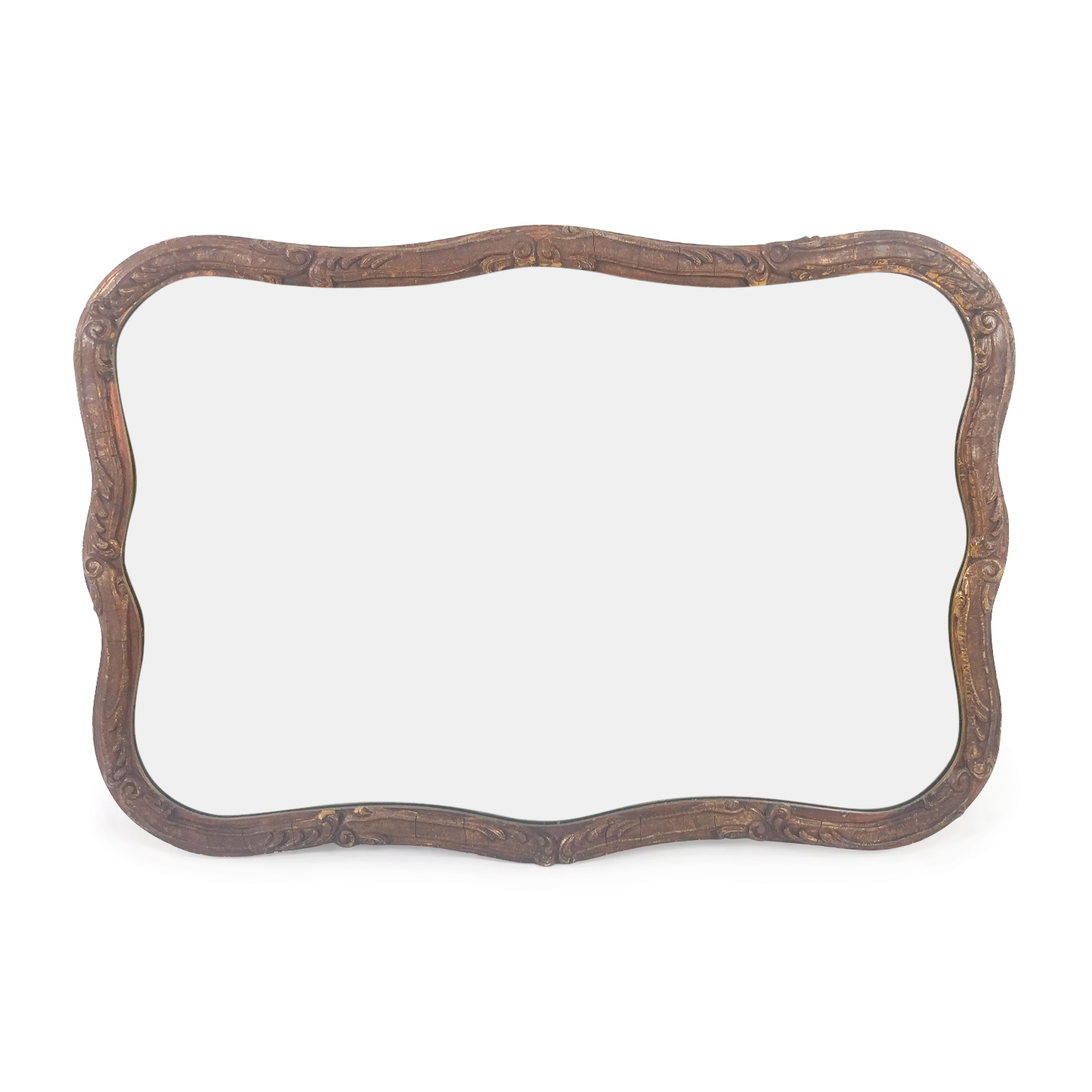 Classic Brown Mirror on sale