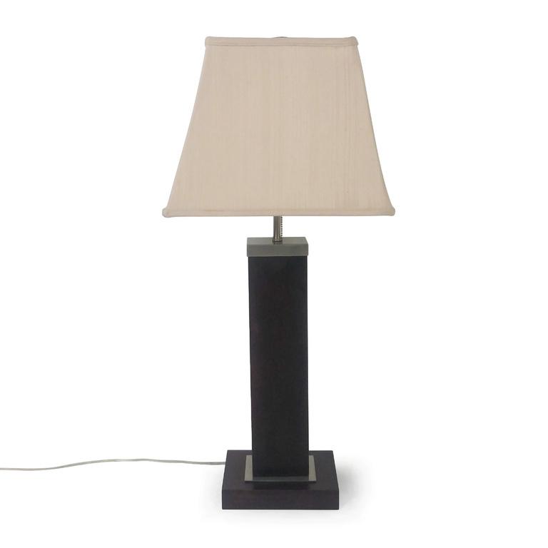 Biege Table Lamp dimensions