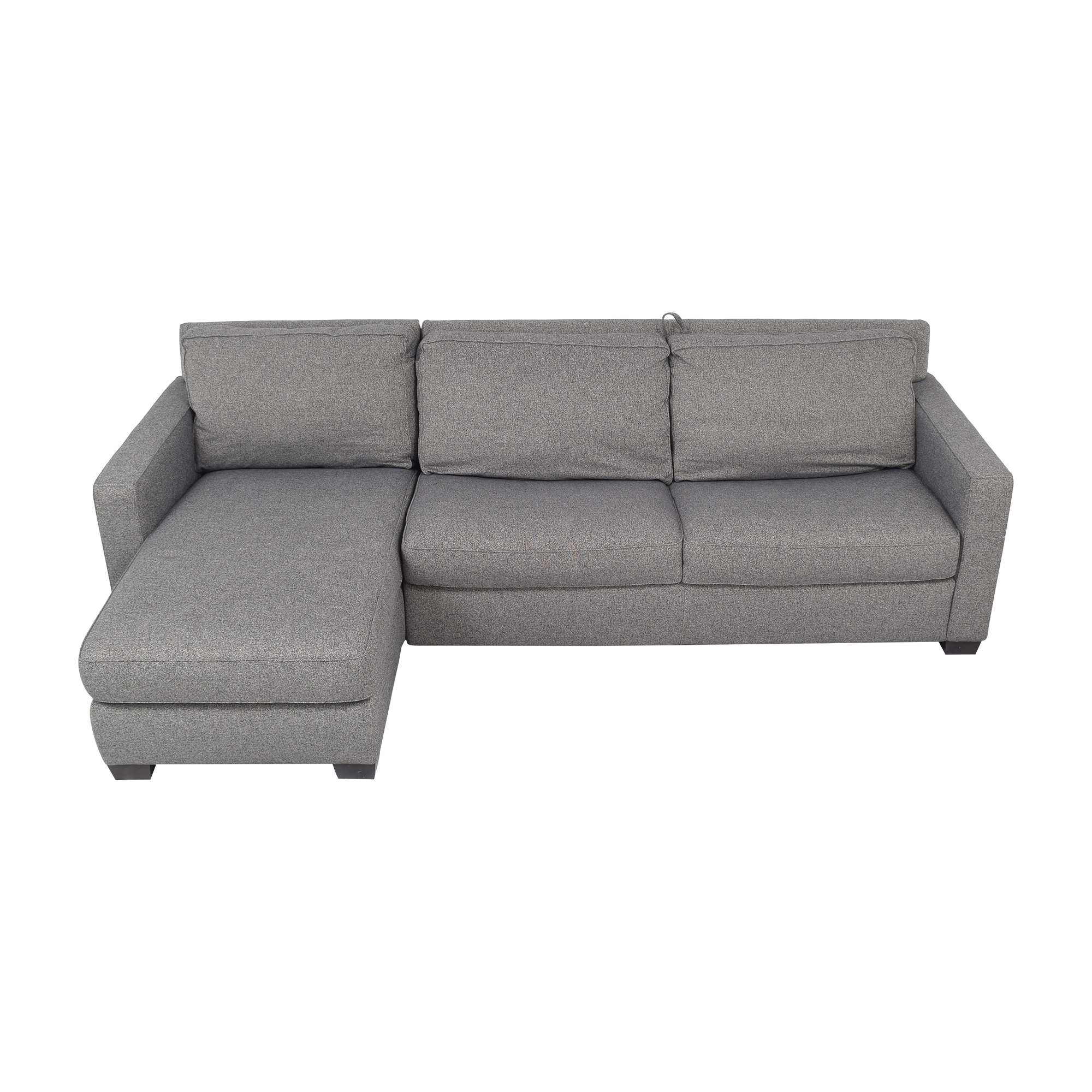 West Elm West Elm Henry 2-Piece Chaise Sectional pa