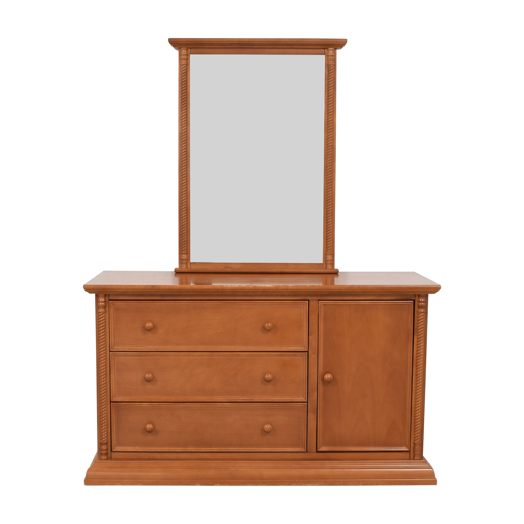 Bellini Bellini Dresser with Mirror price