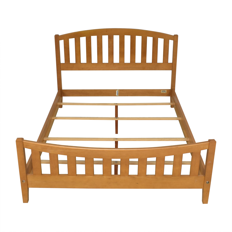 Ethan Allen Ethan Allen Elements Queen Bed for sale