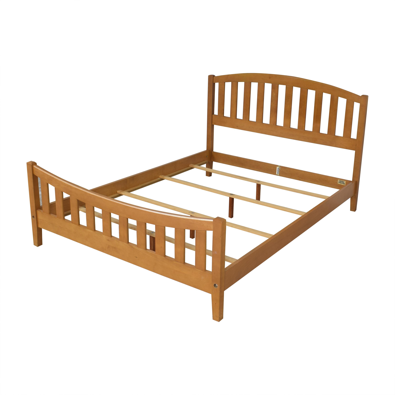 Ethan Allen Ethan Allen Elements Queen Bed ct