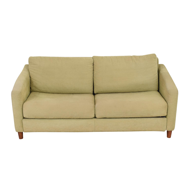buy Bellini Bellini Two Cushion Sleeper Sofa online