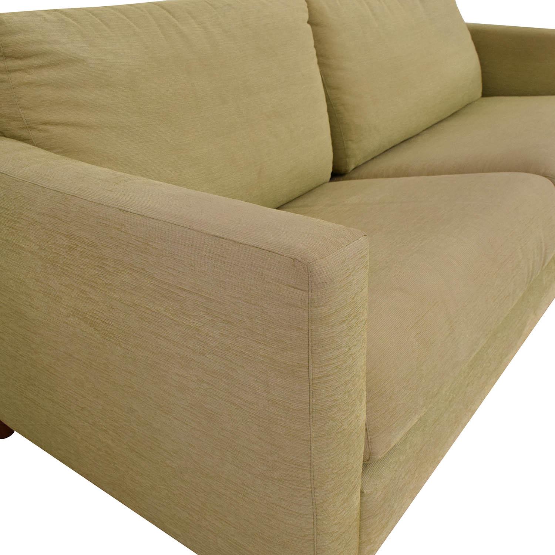 Bellini Bellini Two Cushion Sleeper Sofa ma