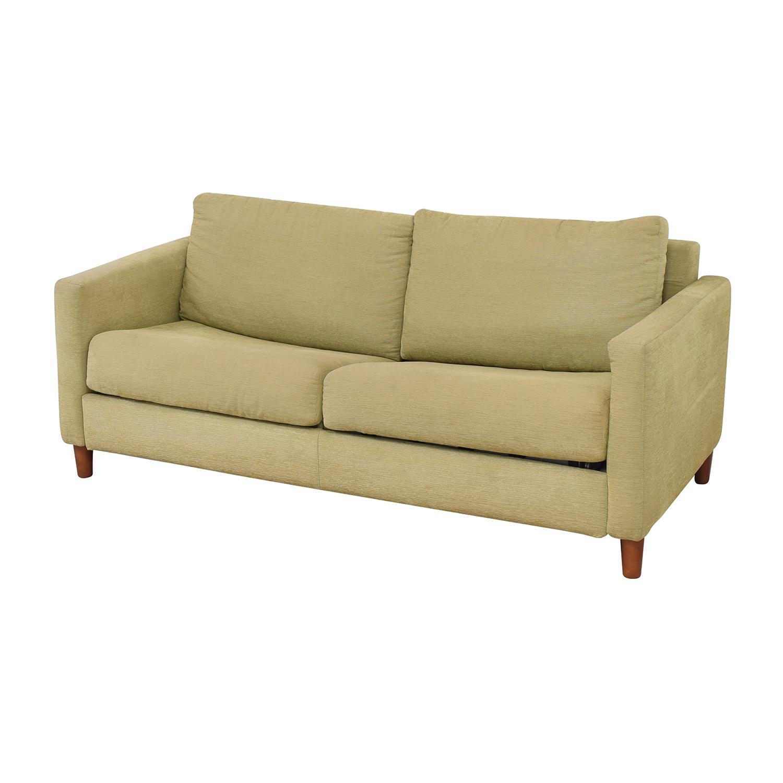 Bellini Bellini Two Cushion Sleeper Sofa coupon