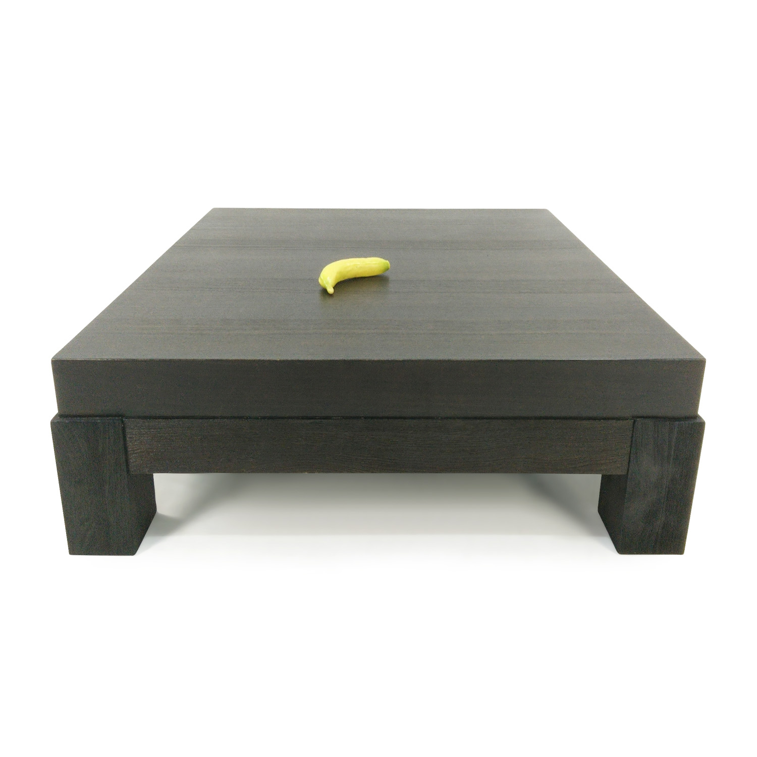 80% off - crate and barrel crate & barrel square coffee table / tables