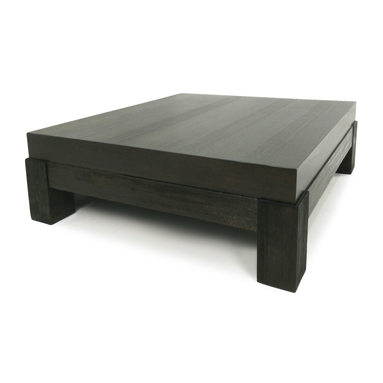 80 Off Crate And Barrel Crate Barrel Square Coffee Table Tables