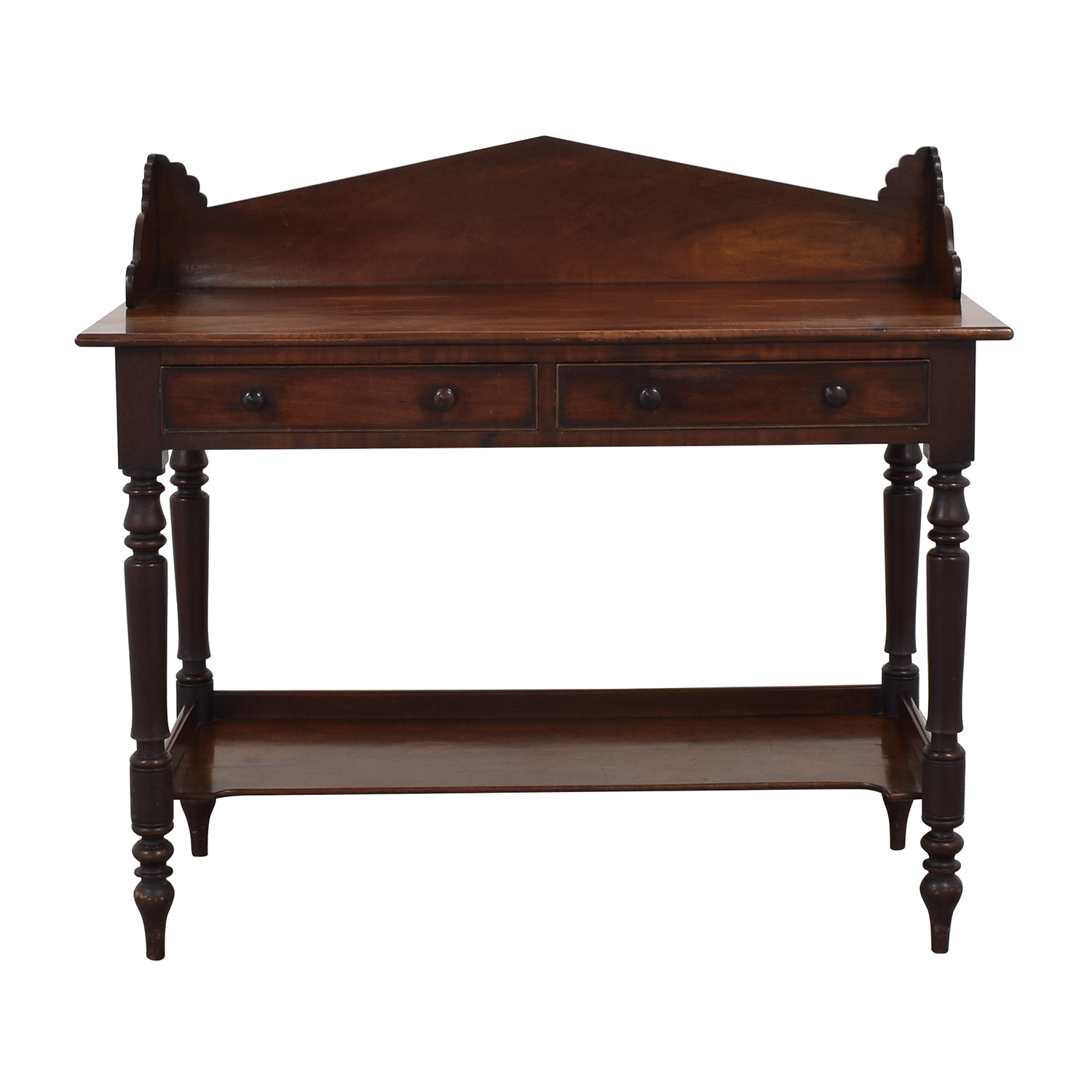 shop Antique Entry Table  Accent Tables