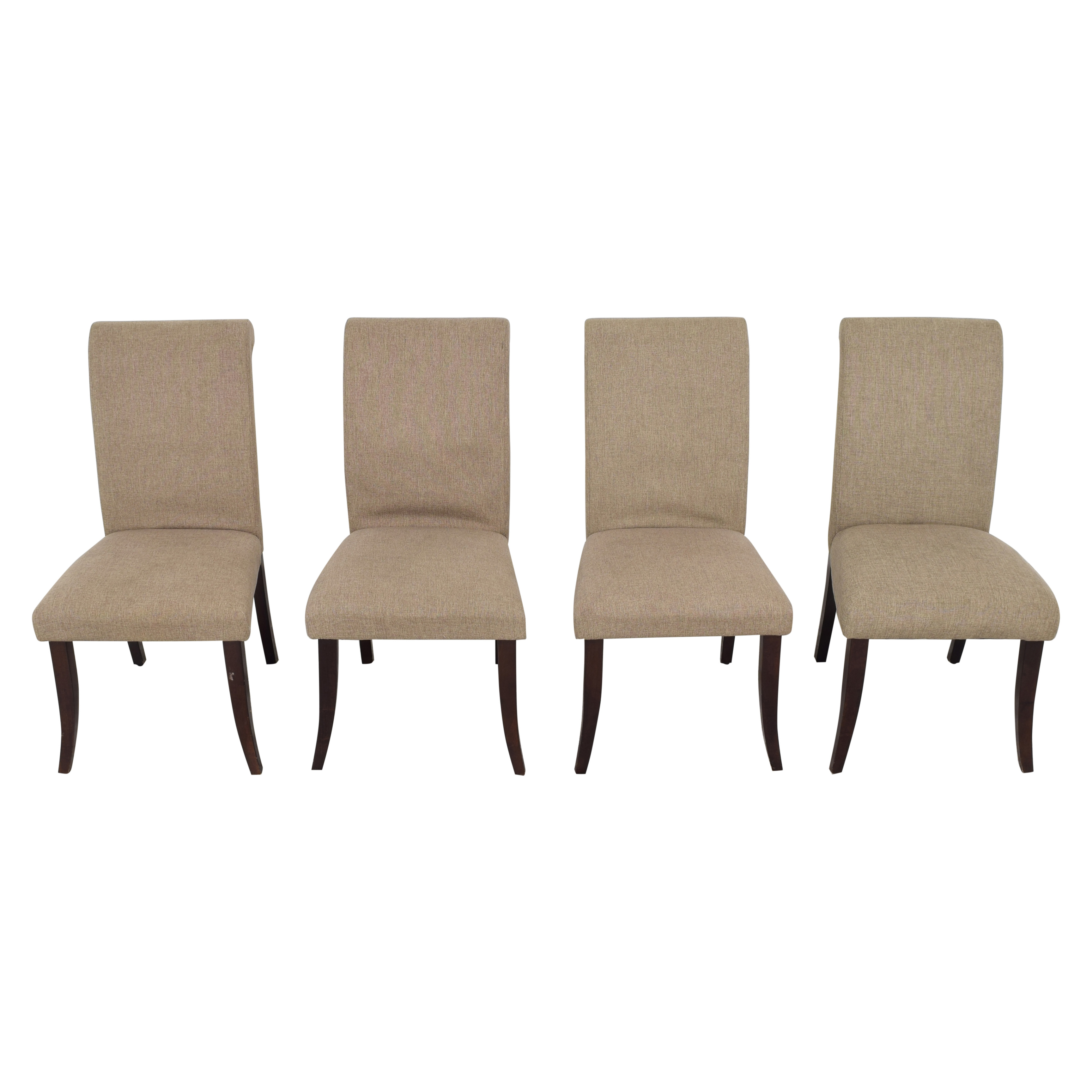 Pottery Barn Pottery Barn Comfort Roll Dining Chairs pa