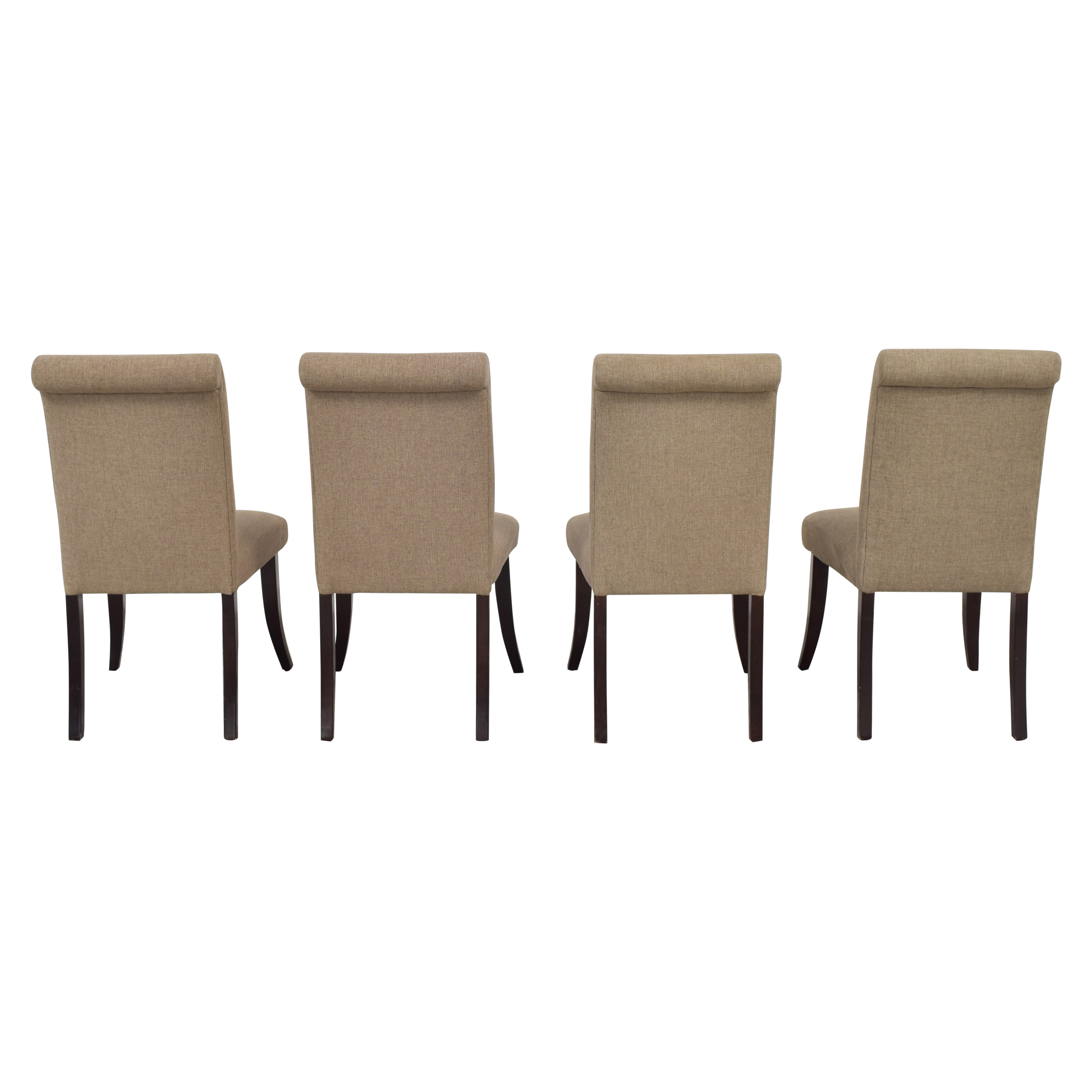 buy Pottery Barn Comfort Roll Dining Chairs Pottery Barn
