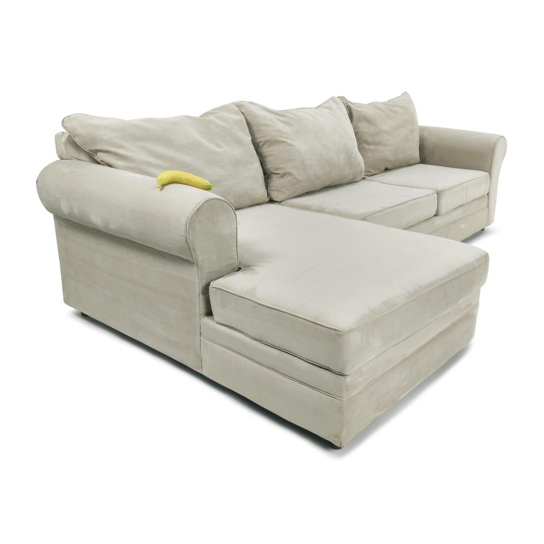 Fantastic 50 Off Bobs Discount Furniture Venus 2 Piece Sectional Sofas Pabps2019 Chair Design Images Pabps2019Com