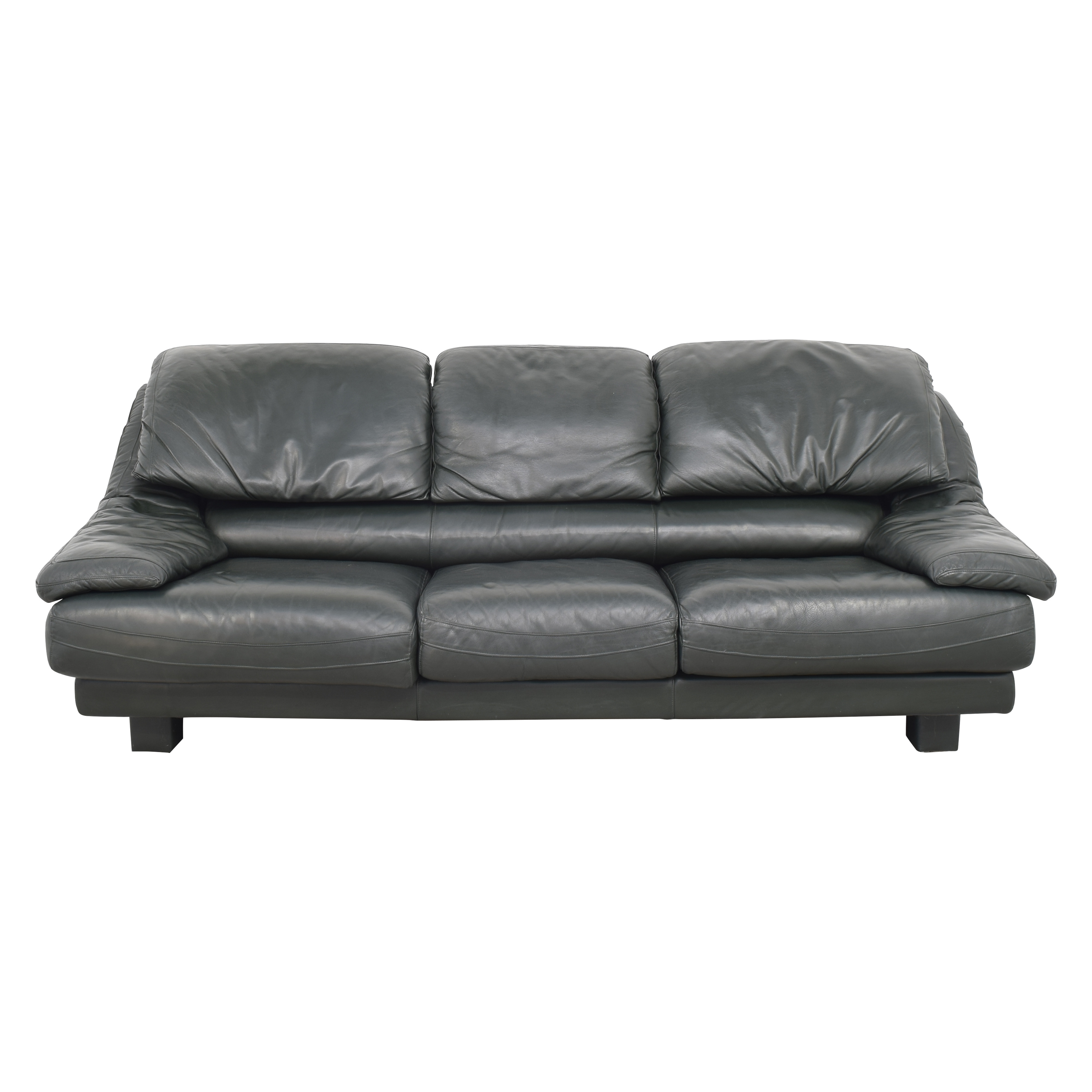 Natuzzi Natuzzi Padded Arm Sofa for sale