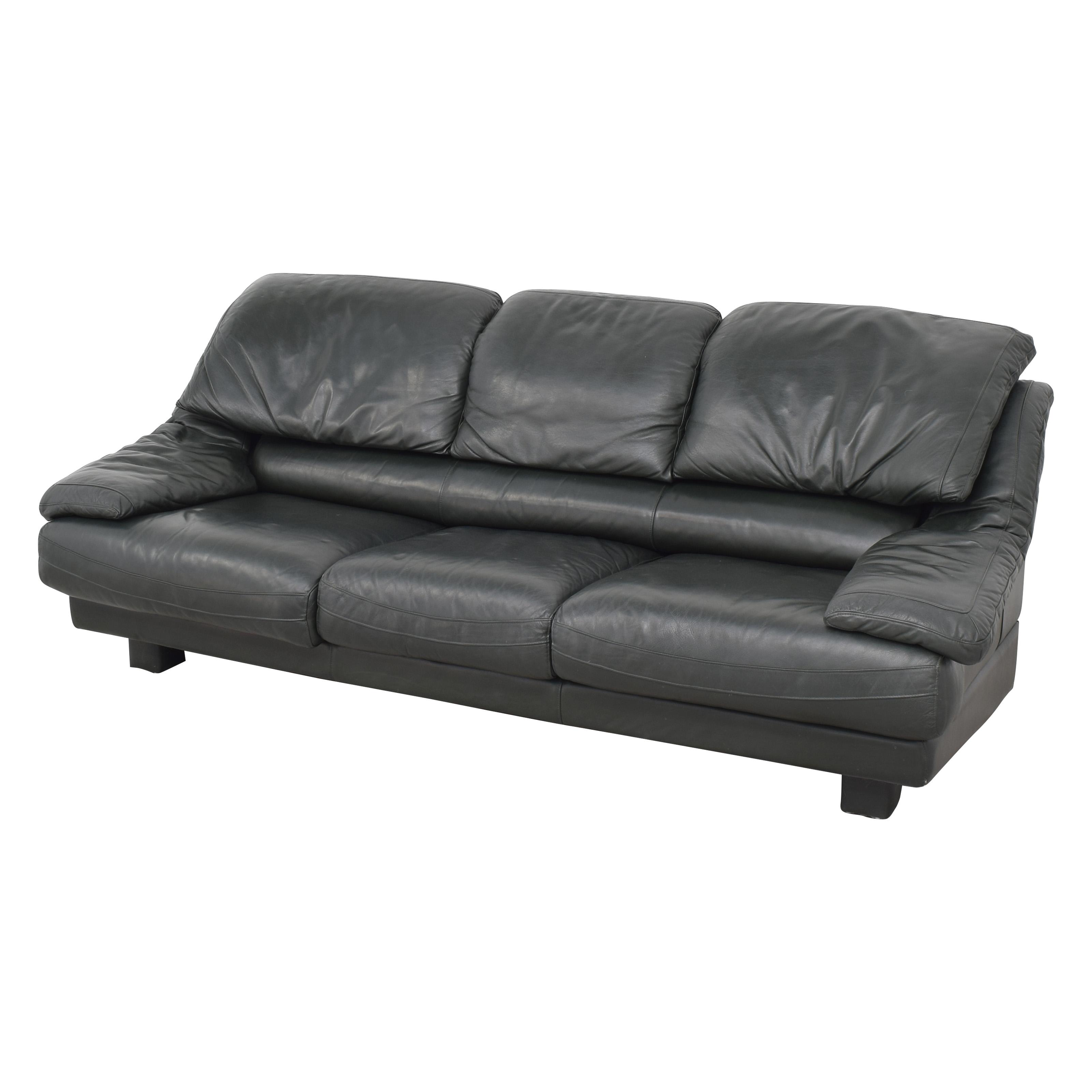 shop Natuzzi Natuzzi Padded Arm Sofa online