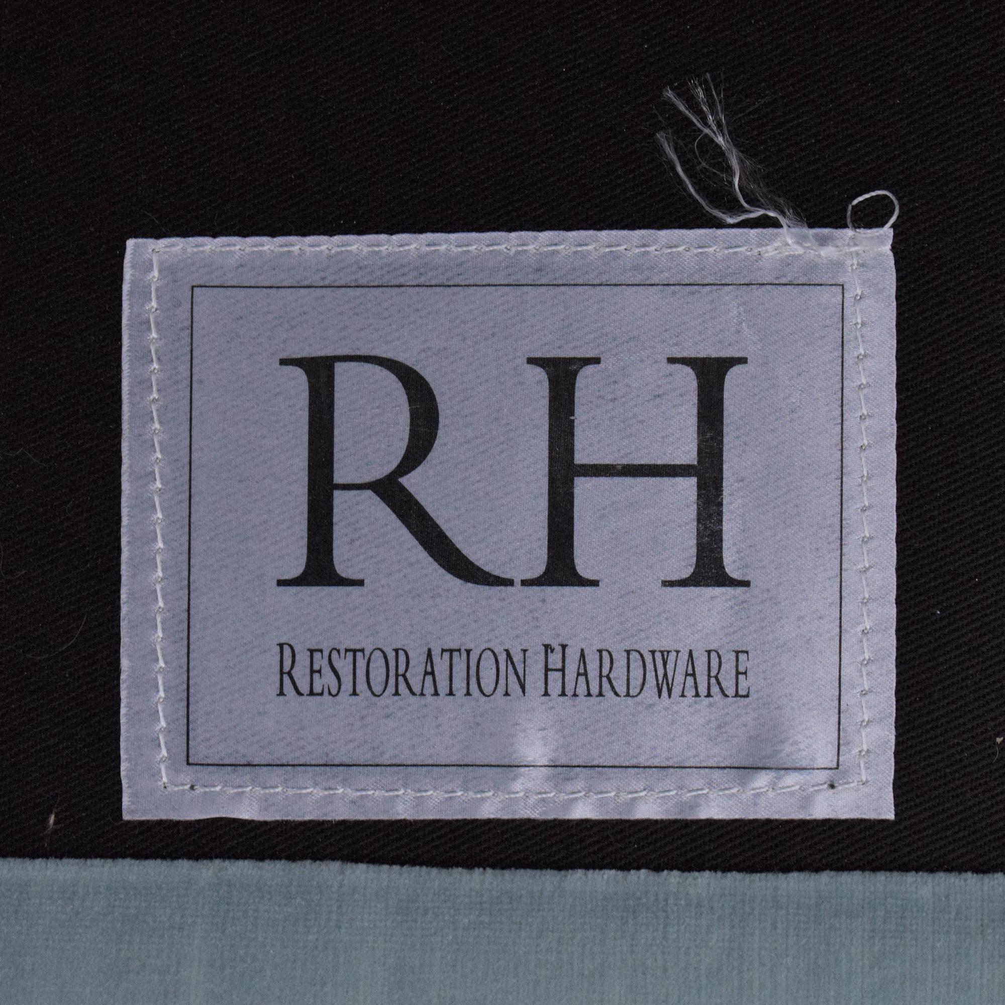 Restoration Hardware English Roll Arm Chaise / Sofas