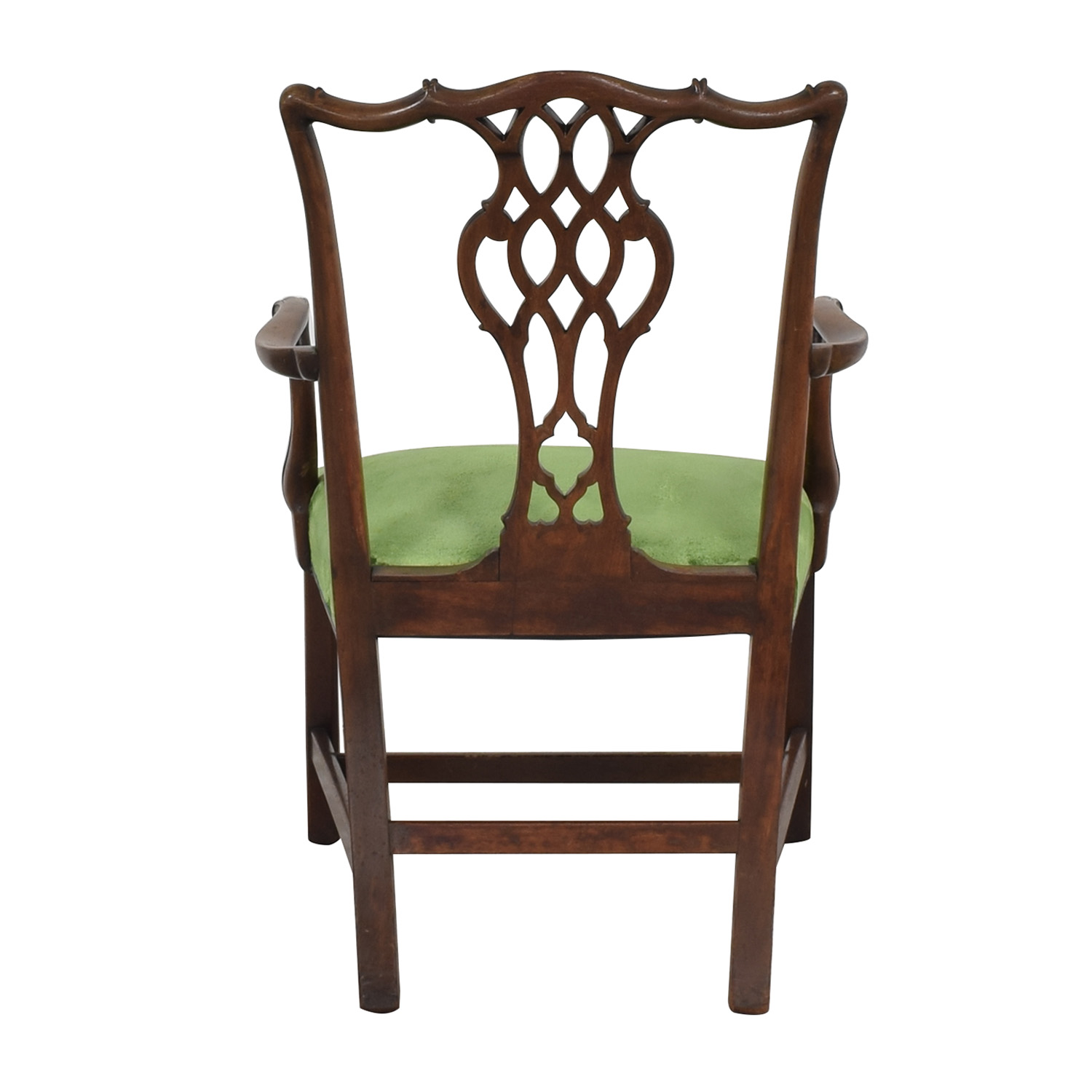 Chippendale Style Dining Arm Chair Chairs