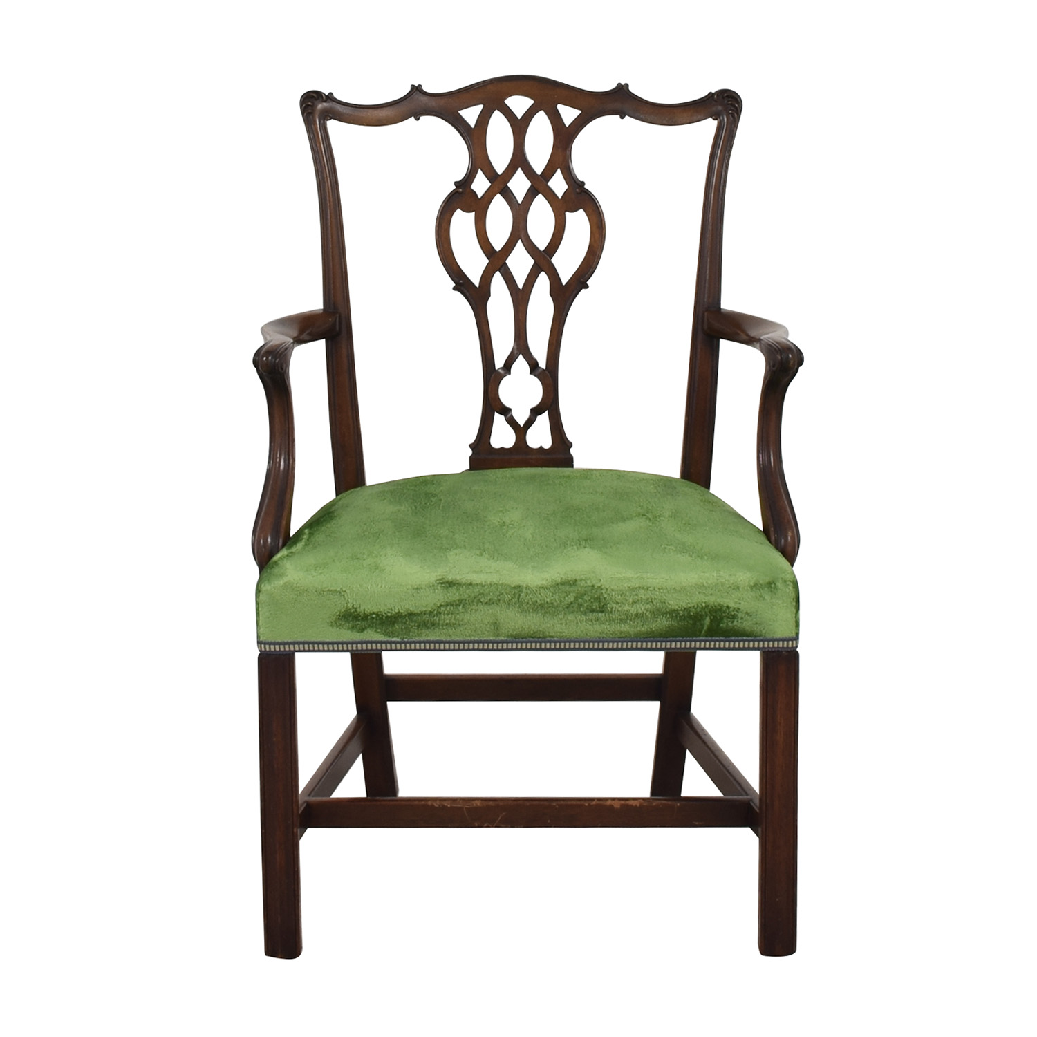 Chippendale Style Dining Arm Chair price