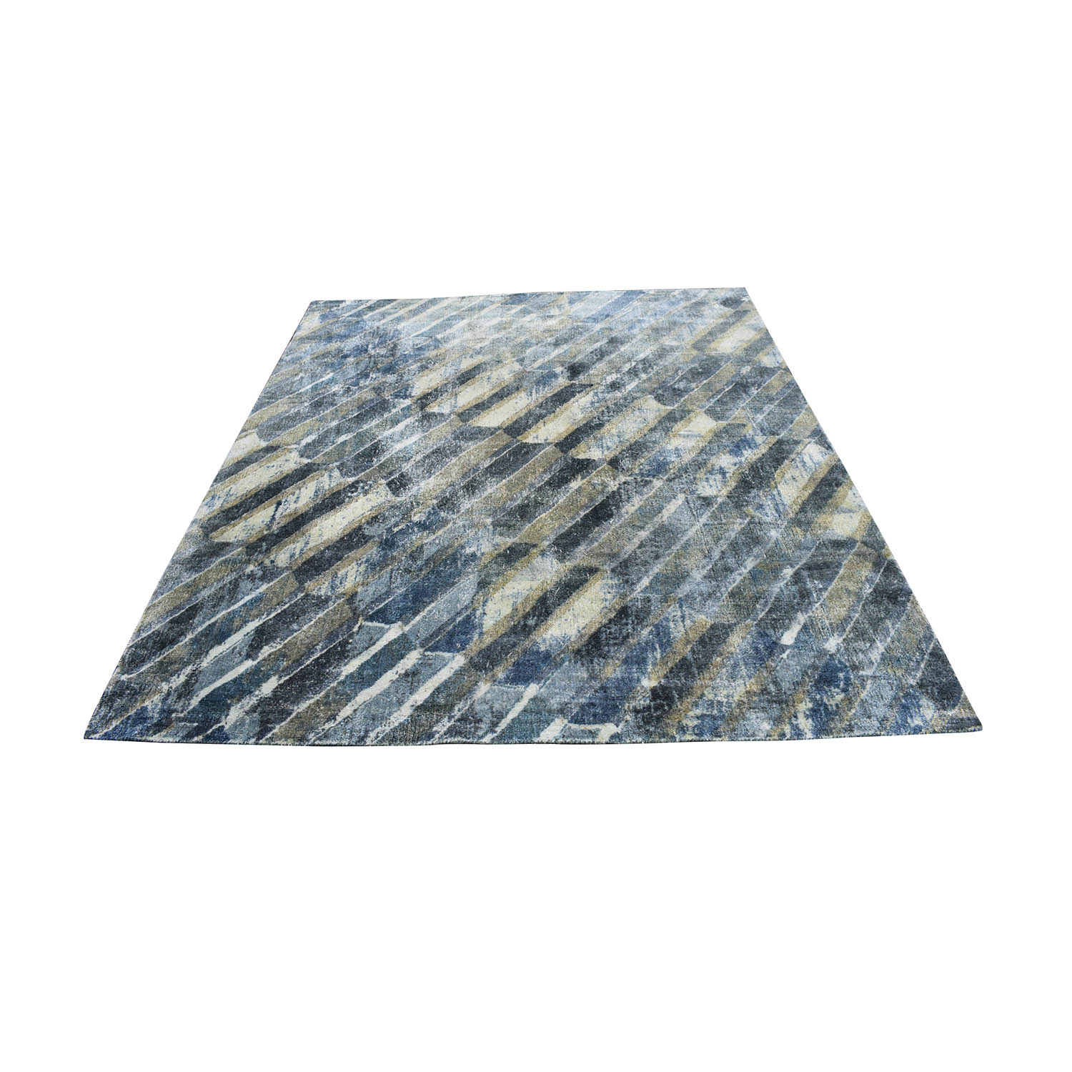 West Elm West Elm Facet Gems Area Rug ma