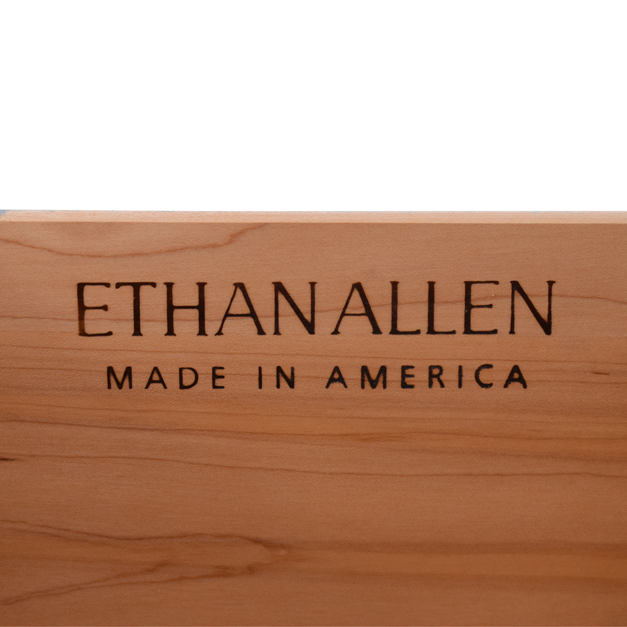 Ethan Allen Ethan Allen American Dimensions Dresser with Mirror discount