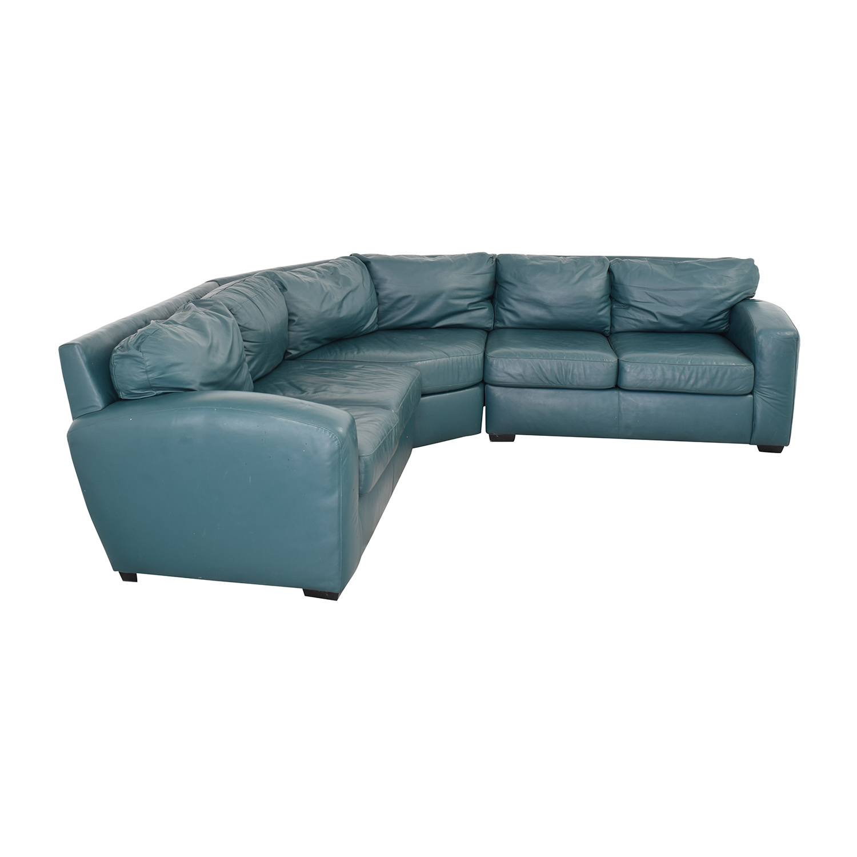 Carson Carson's Five Seat L-Shape Sectional for sale