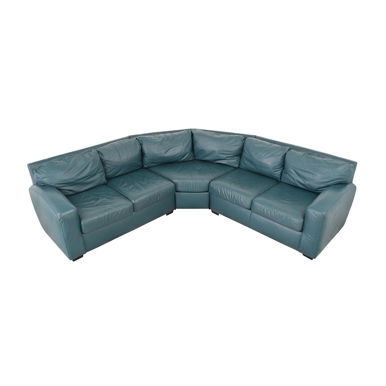 Carson Carson's Five Seat L-Shape Sectional