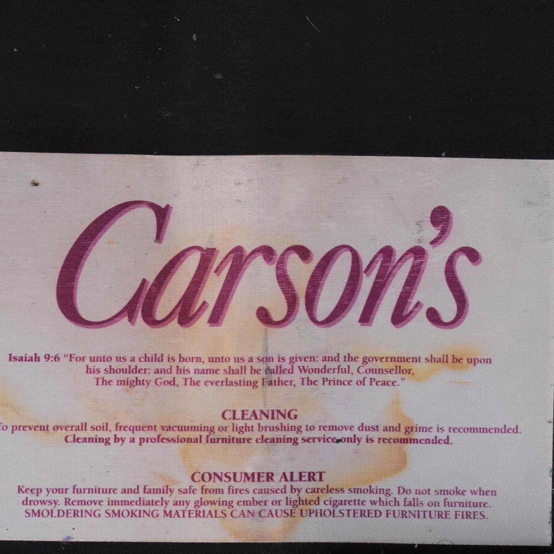 Carson Carson's Five Seat L-Shape Sectional on sale